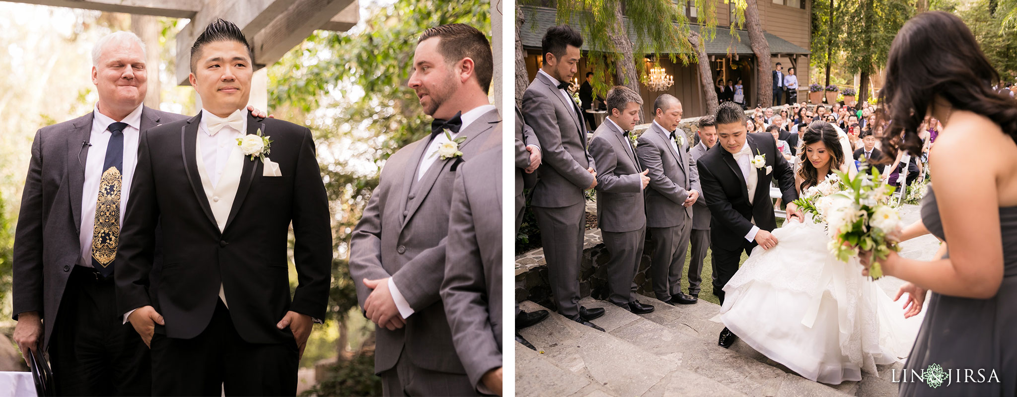 18 calamigos ranch malibu wedding ceremony photography