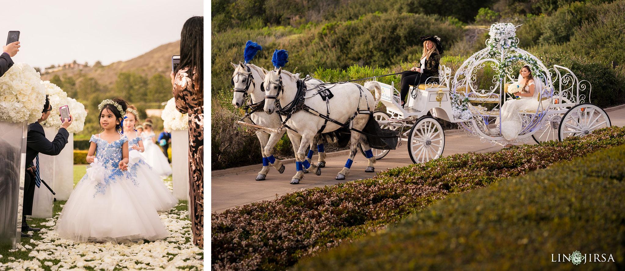 19 pelican hill resort orange county wedding ceremony photography