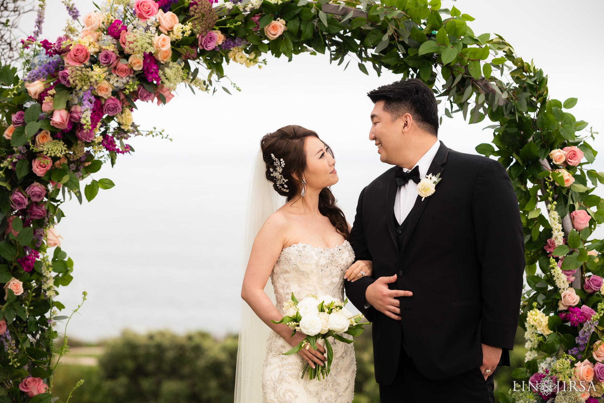 19 trump national golf club rancho palos verdes wedding ceremony photography