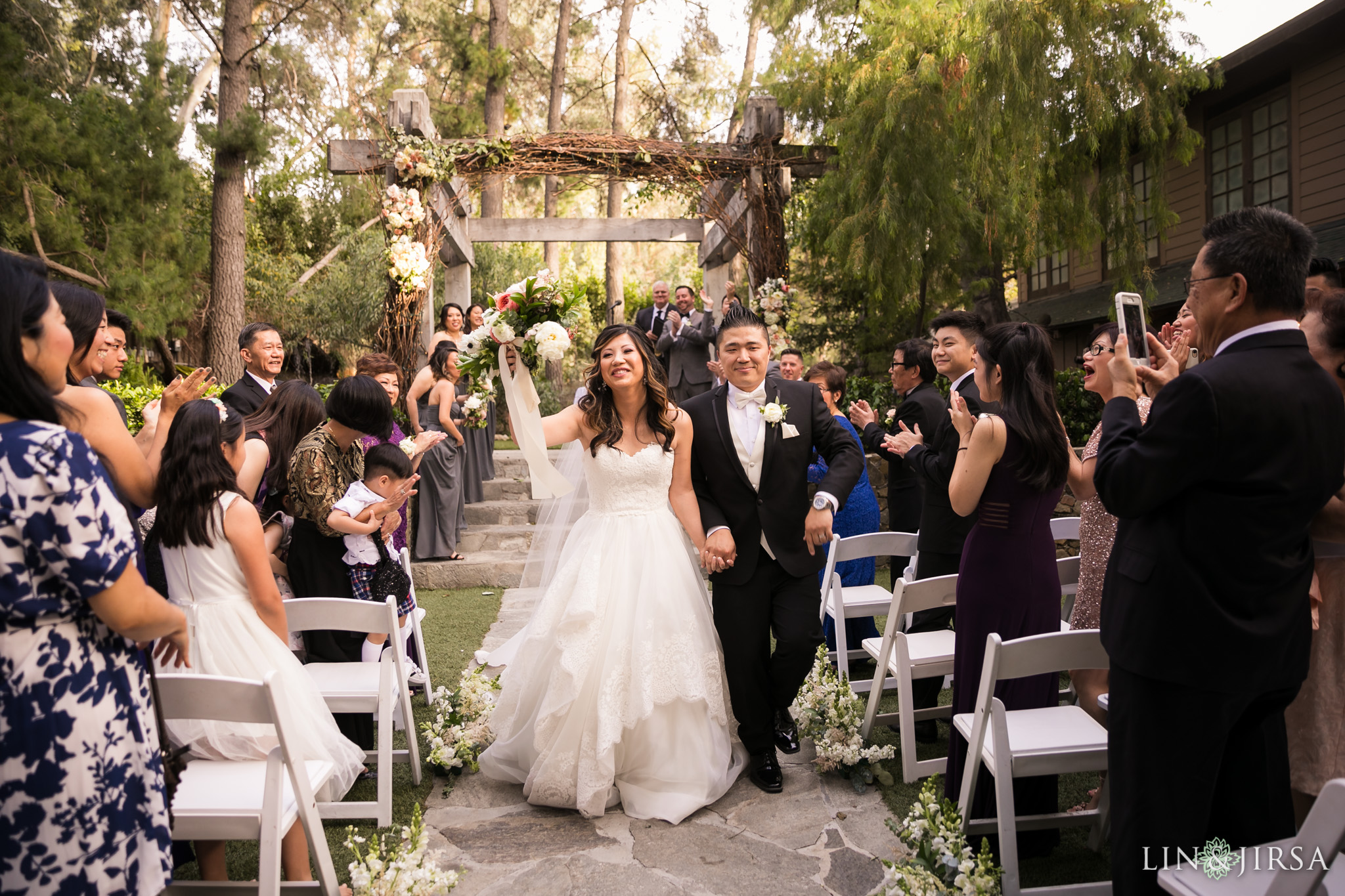 21 calamigos ranch malibu wedding ceremony photography