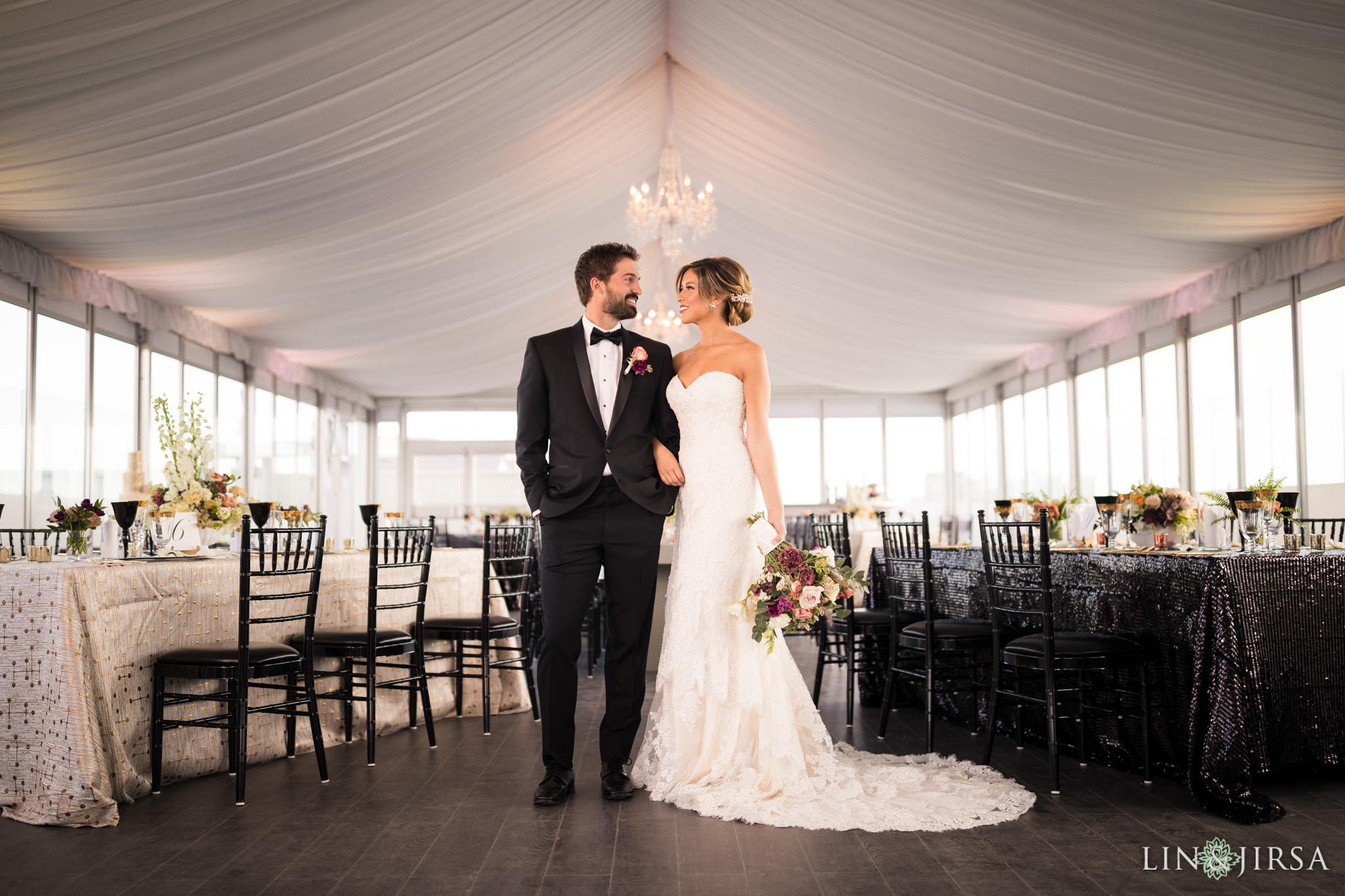 24 Kimpton La Peer Hotel West Hollywood Stylized Wedding Photography