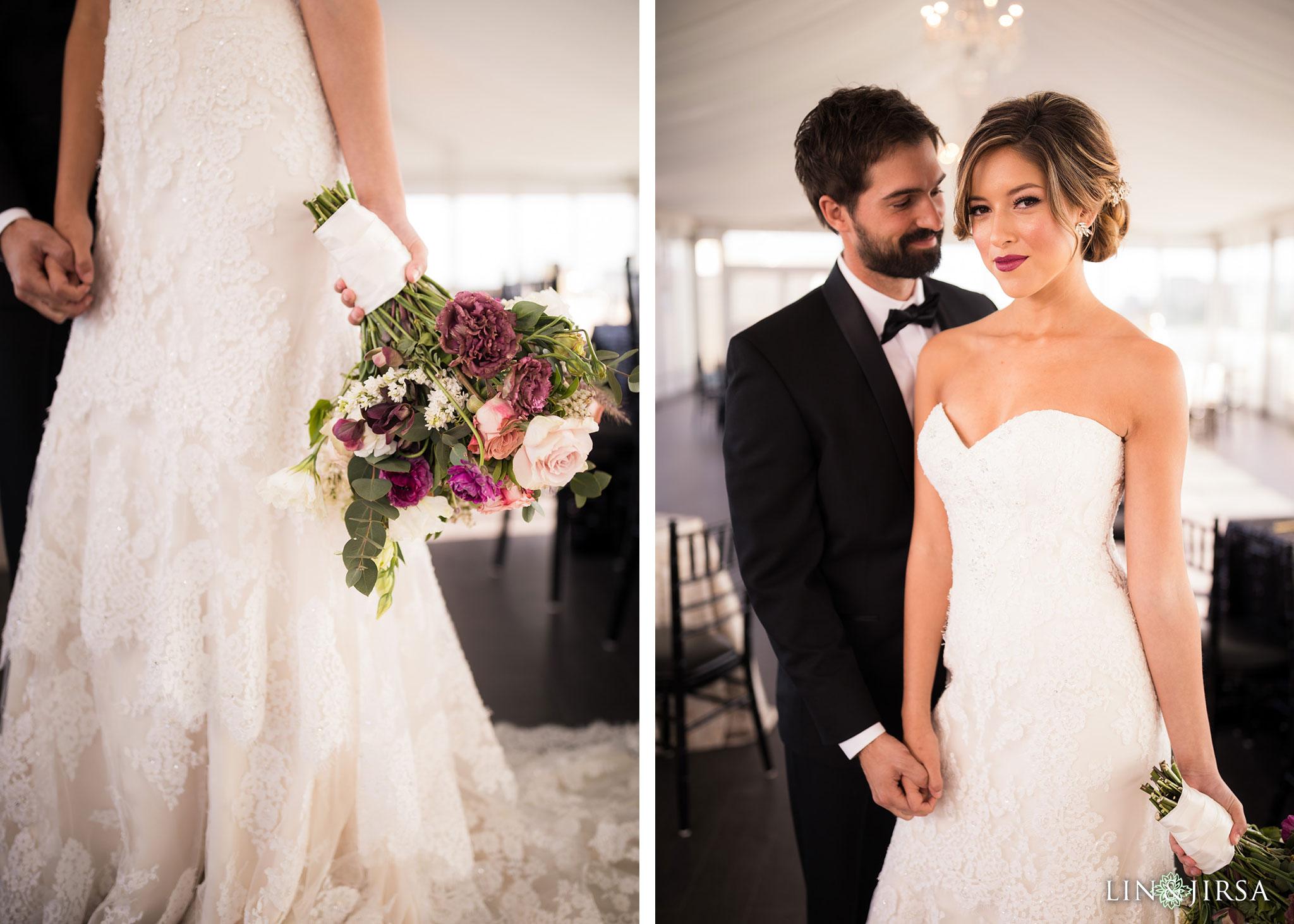 25 Kimpton La Peer Hotel West Hollywood Stylized Wedding Photography
