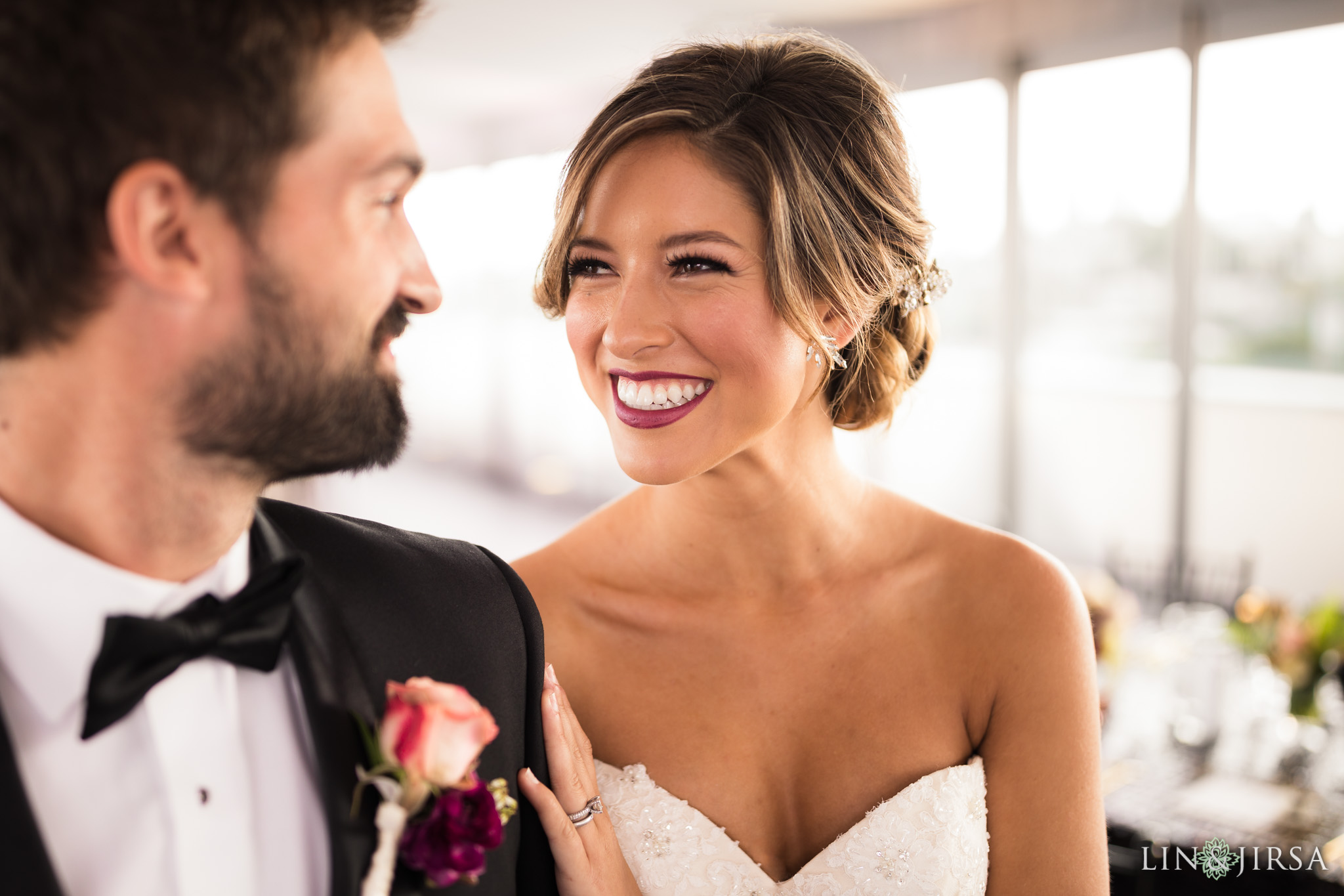 27 Kimpton La Peer Hotel West Hollywood Stylized Wedding Photography