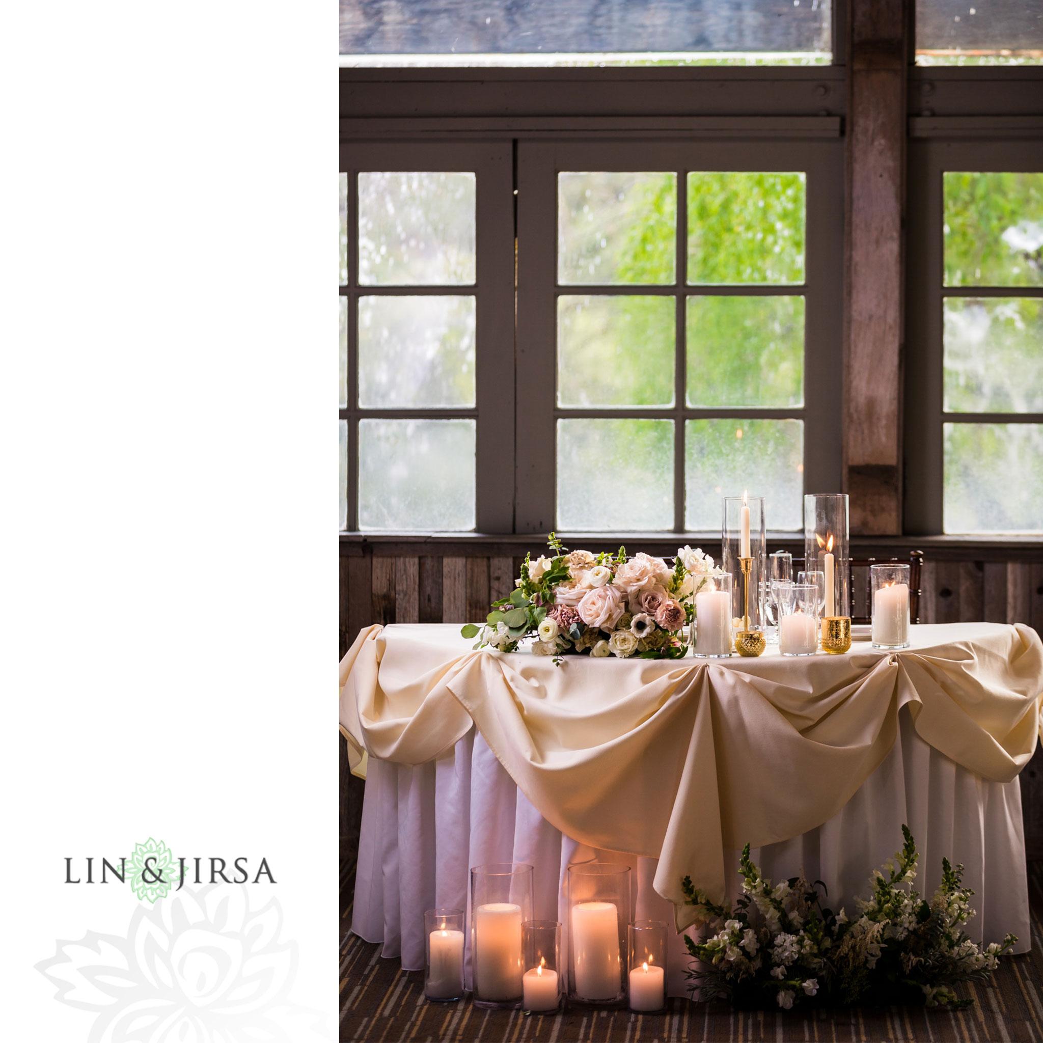 27 calamigos ranch malibu wedding reception photography