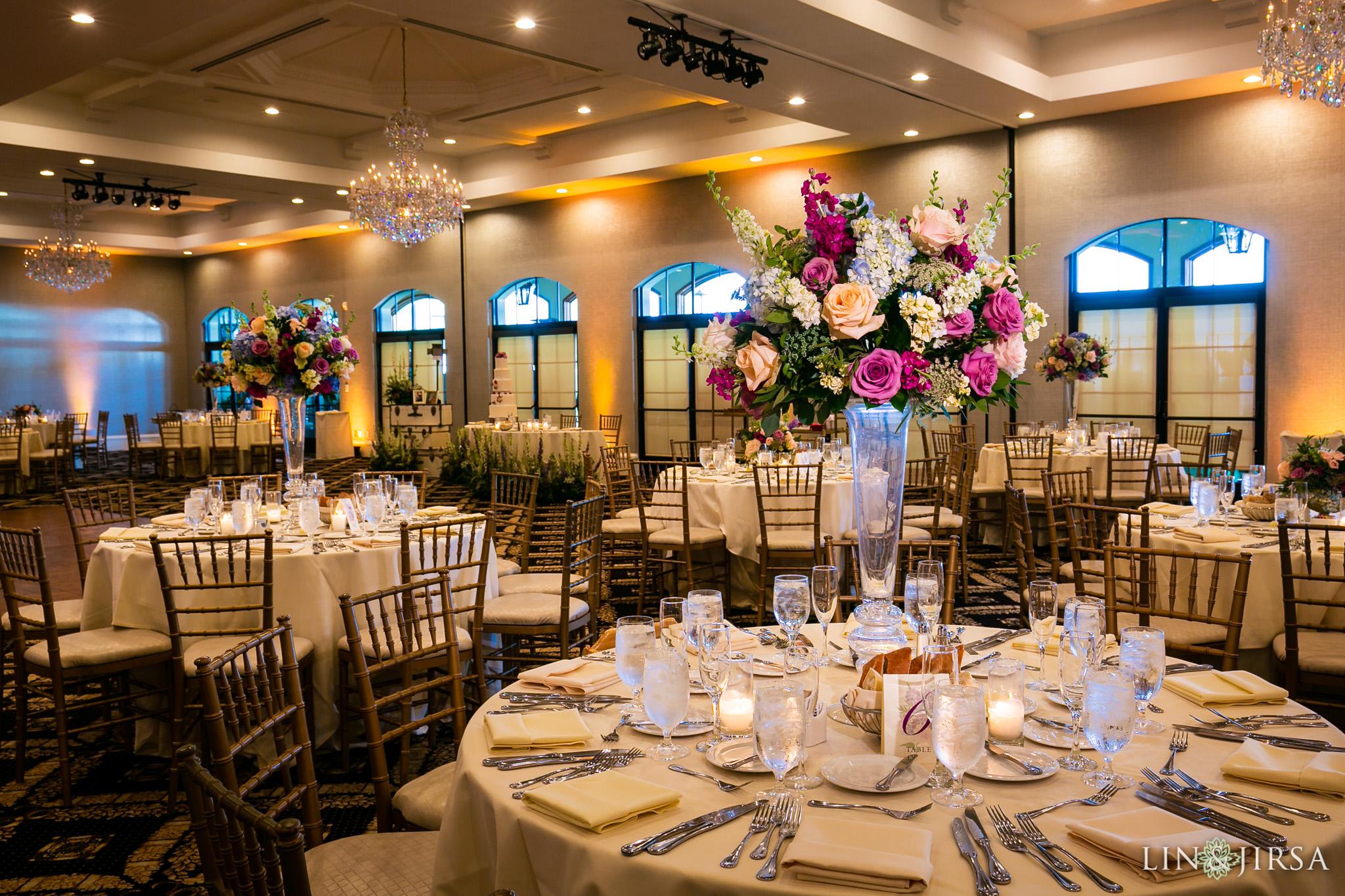 27 trump national golf club rancho palos verdes wedding reception photography