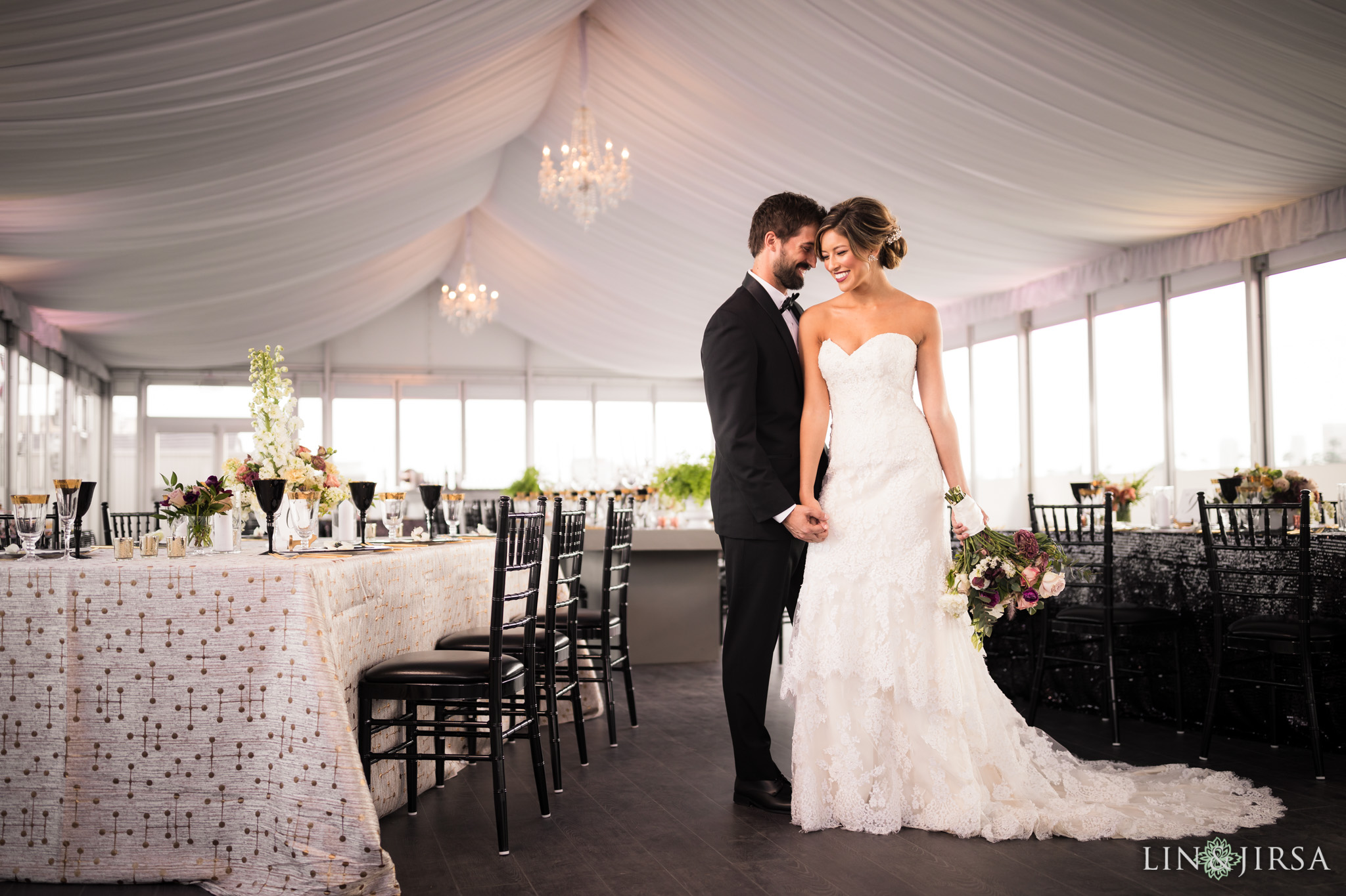 28 Kimpton La Peer Hotel West Hollywood Stylized Wedding Photography