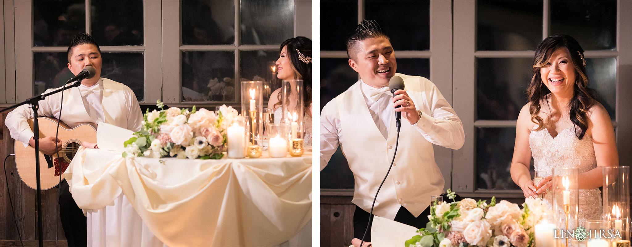 30 calamigos ranch malibu wedding reception photography