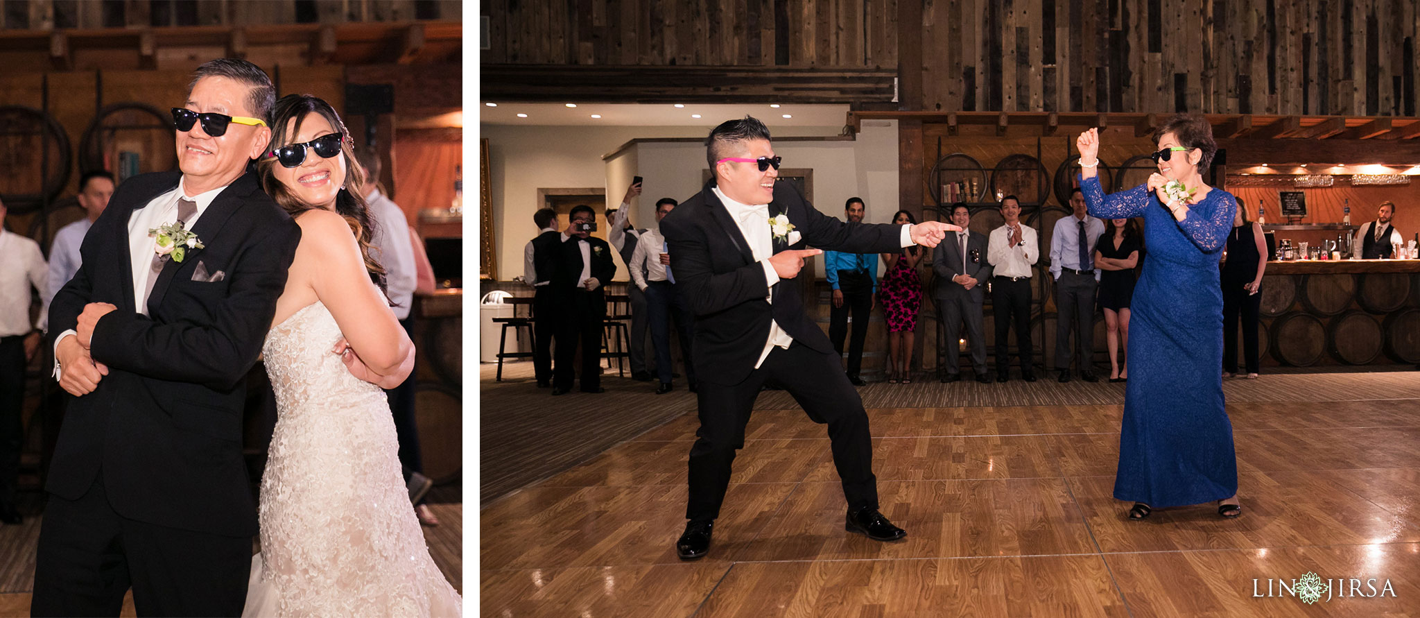 32 calamigos ranch malibu wedding reception photography