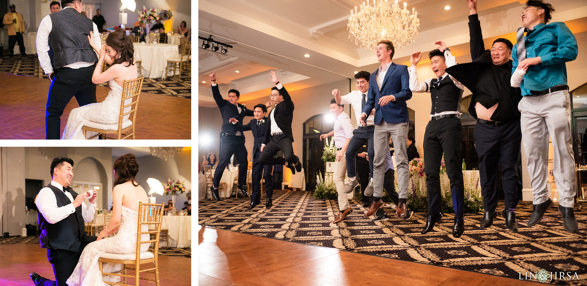 33 trump national golf club rancho palos verdes wedding reception photography