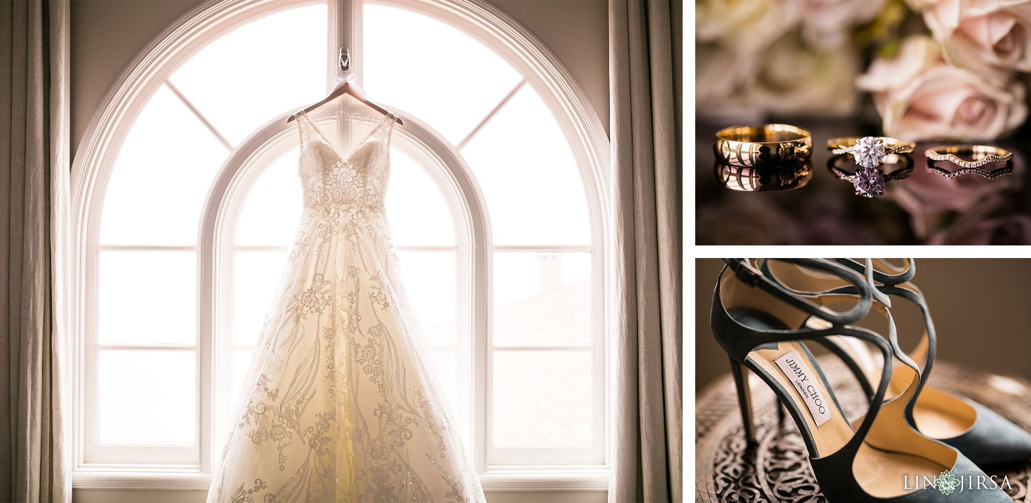 01 casa del mar santa monica bride wedding photography