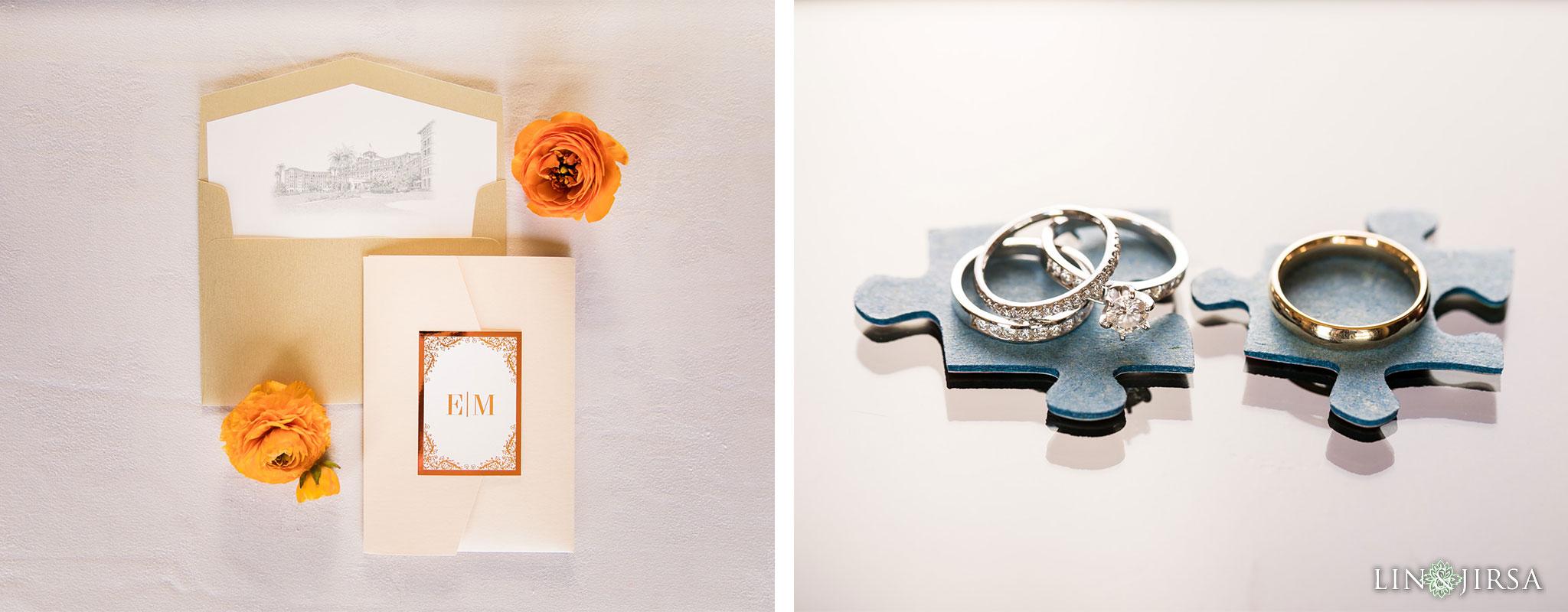01 langham huntington pasadena bride wedding photography
