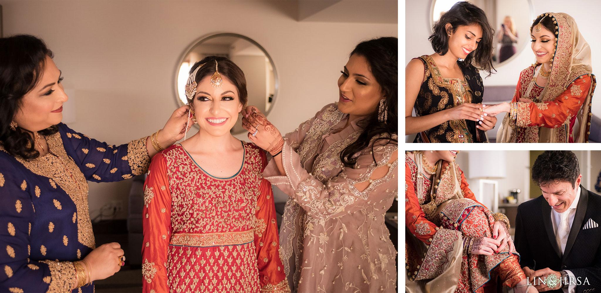 02 hilton long beach pakistani persian muslim bride wedding photography