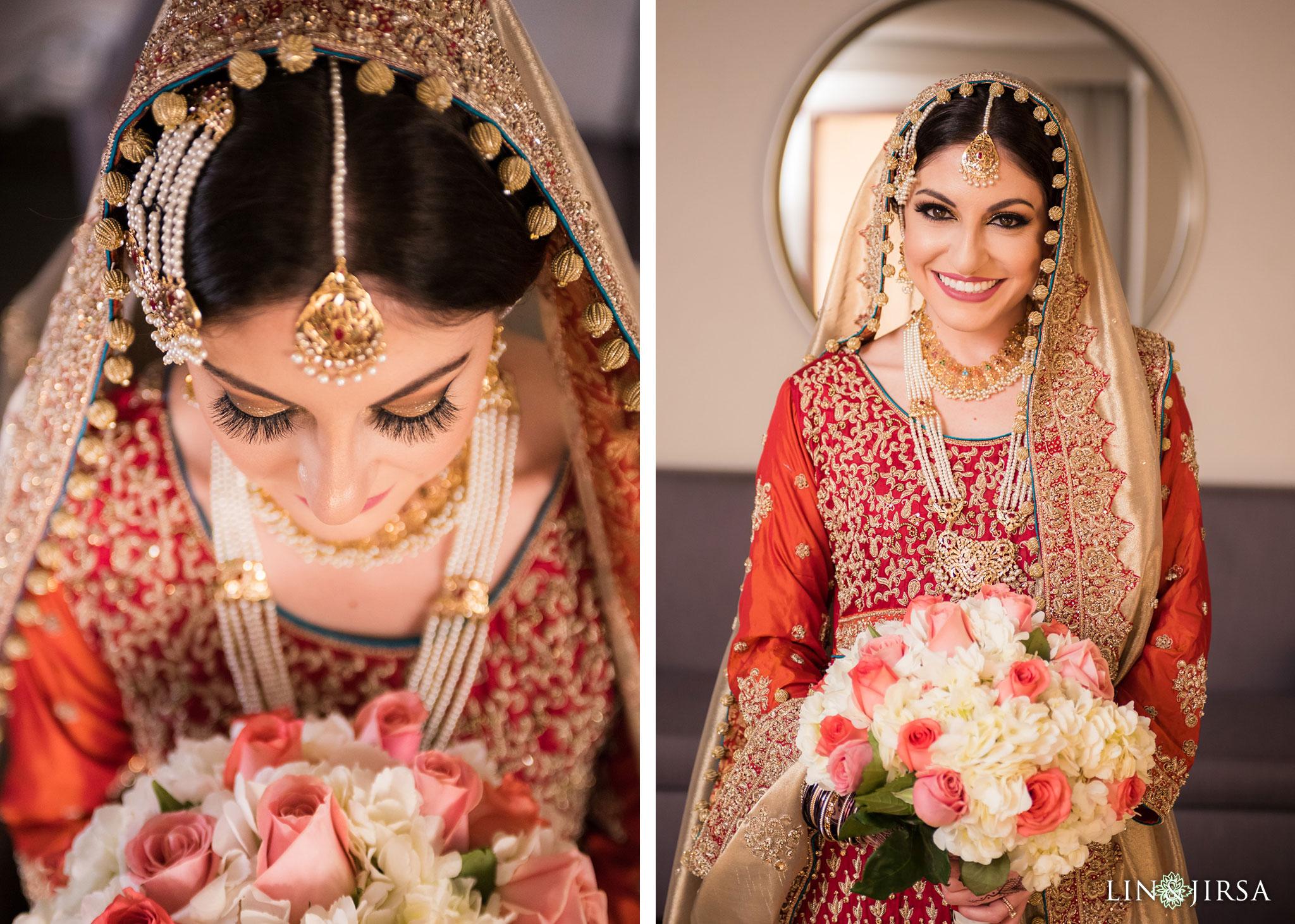 03 hilton long beach pakistani persian muslim bride wedding photography