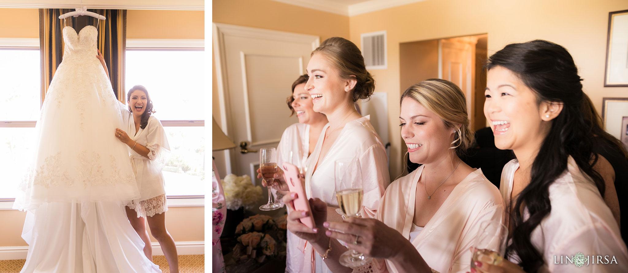 03 langham huntington pasadena bride wedding photography