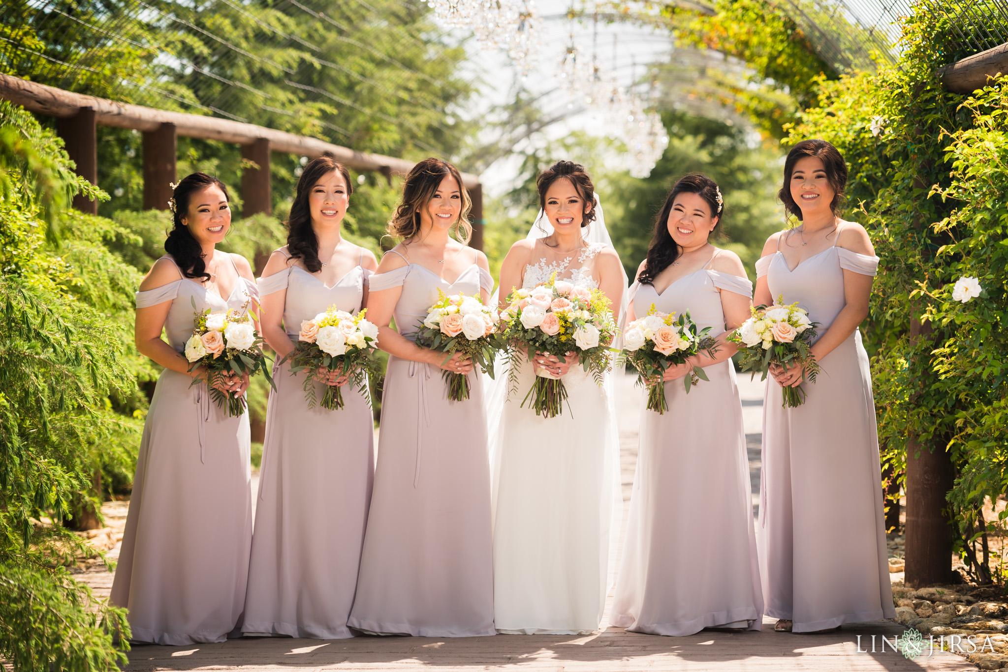 04 serendipity gardens oak glen bridesmaids wedding photography