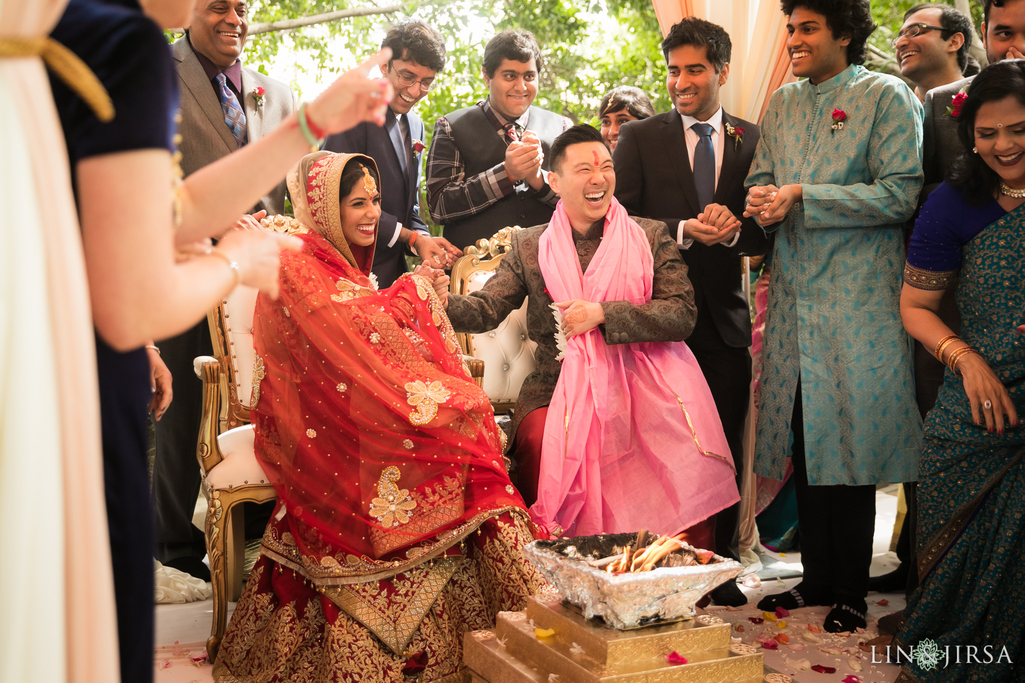 048 sportsmens lodge studio city indian wedding ceremony photography