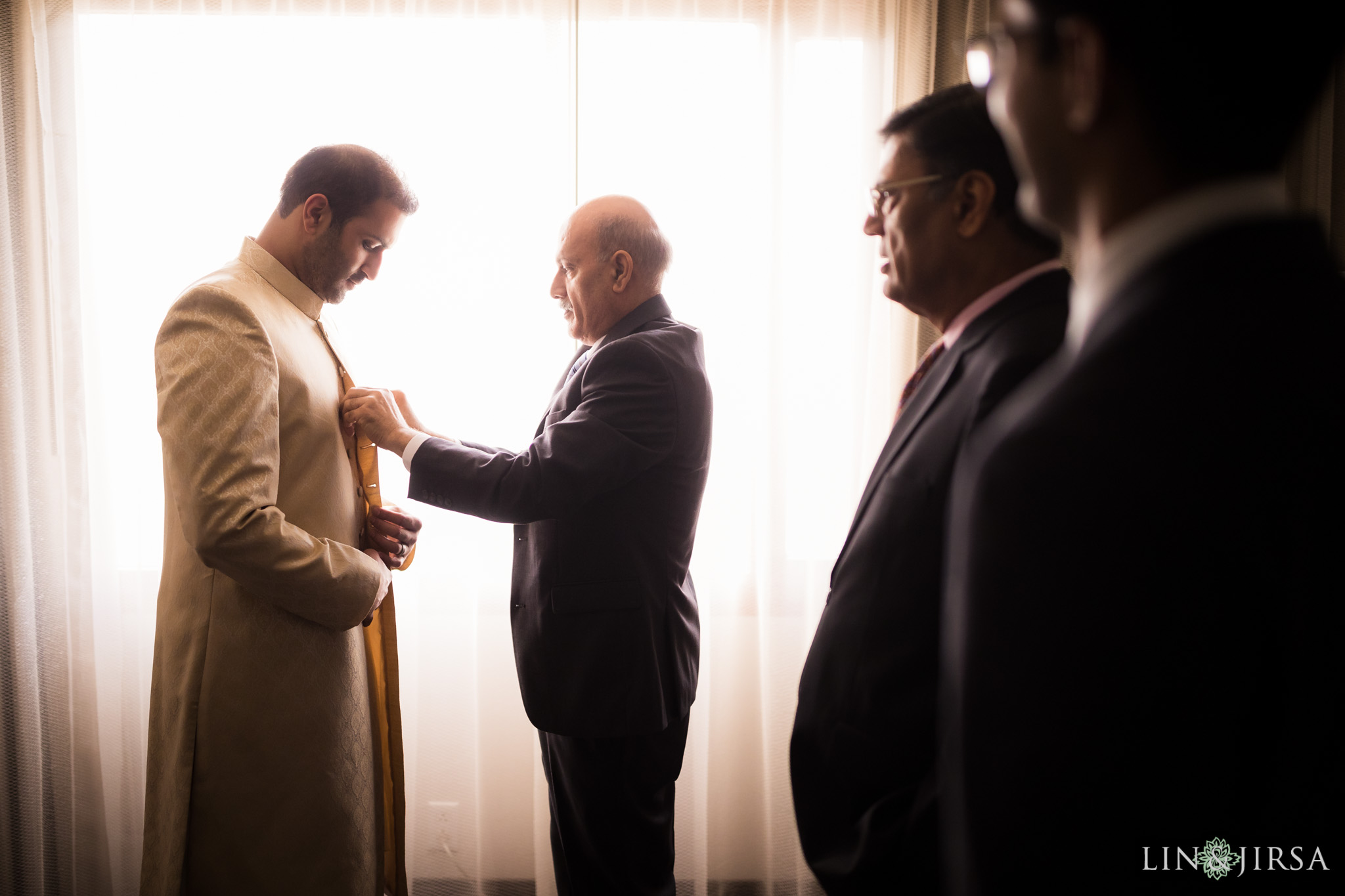05 hilton long beach pakistani persian muslim groom wedding photography