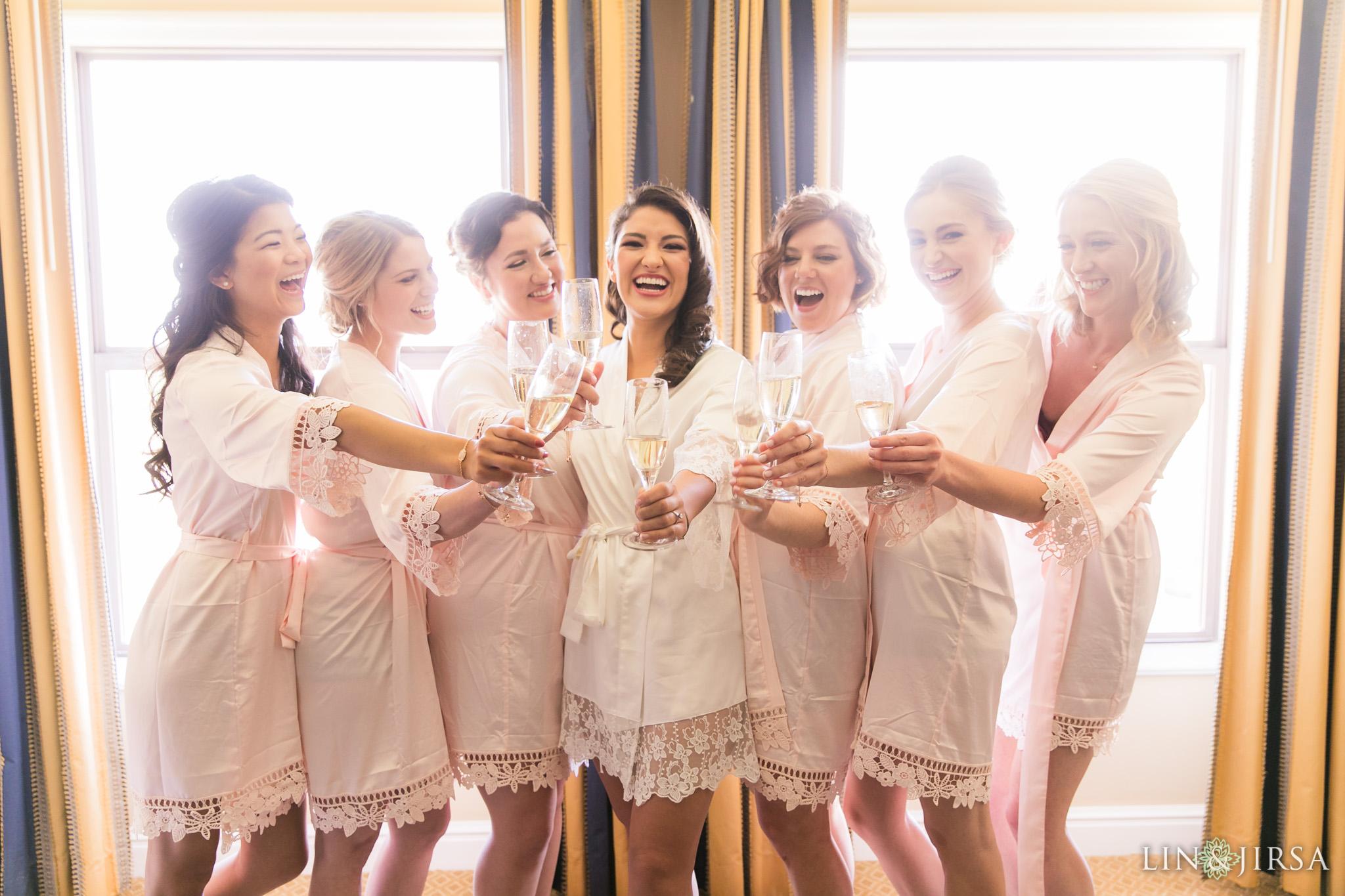 05 langham huntington pasadena bridesmaids wedding photography
