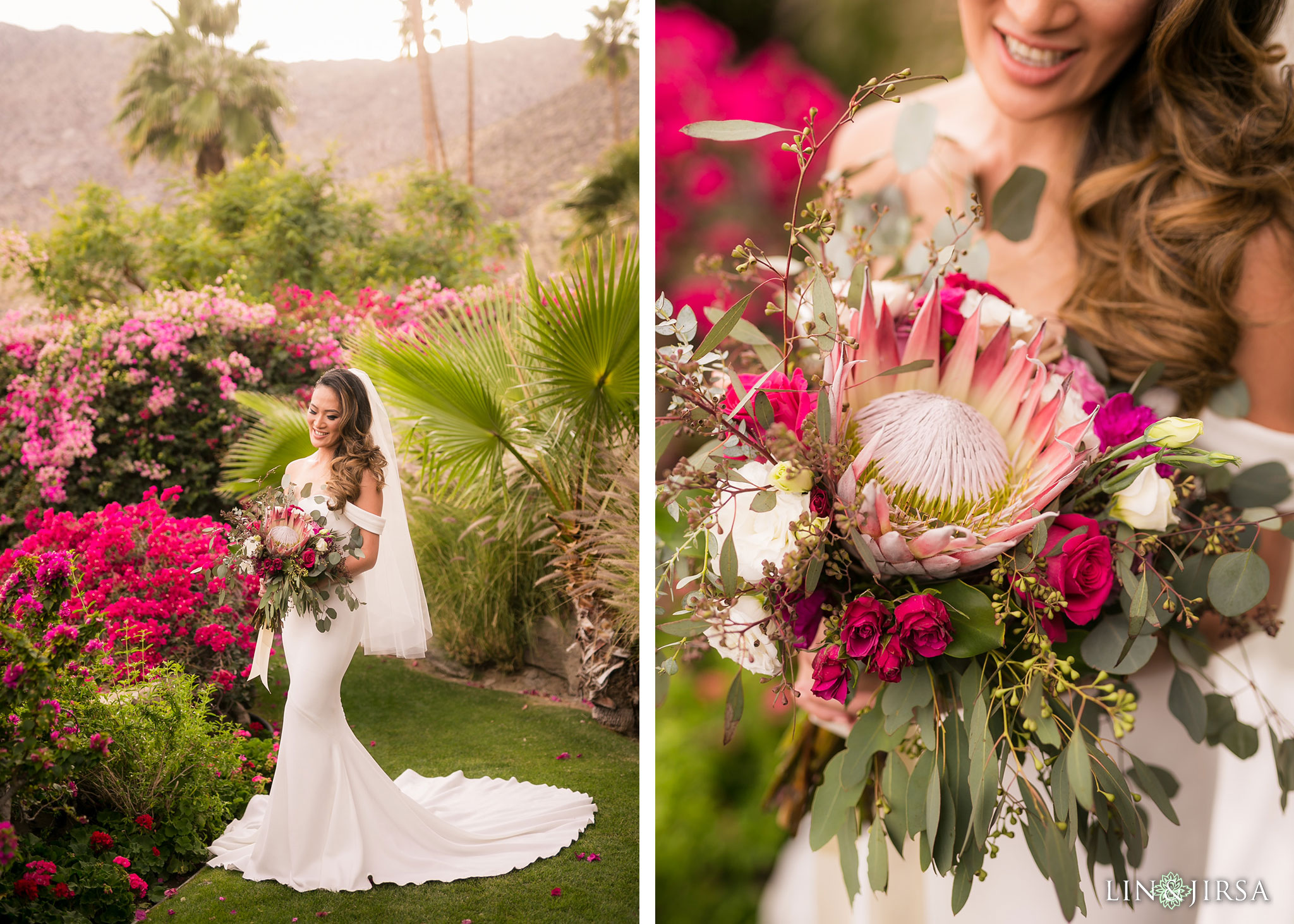 06 odonnell house palm springs bride wedding photography