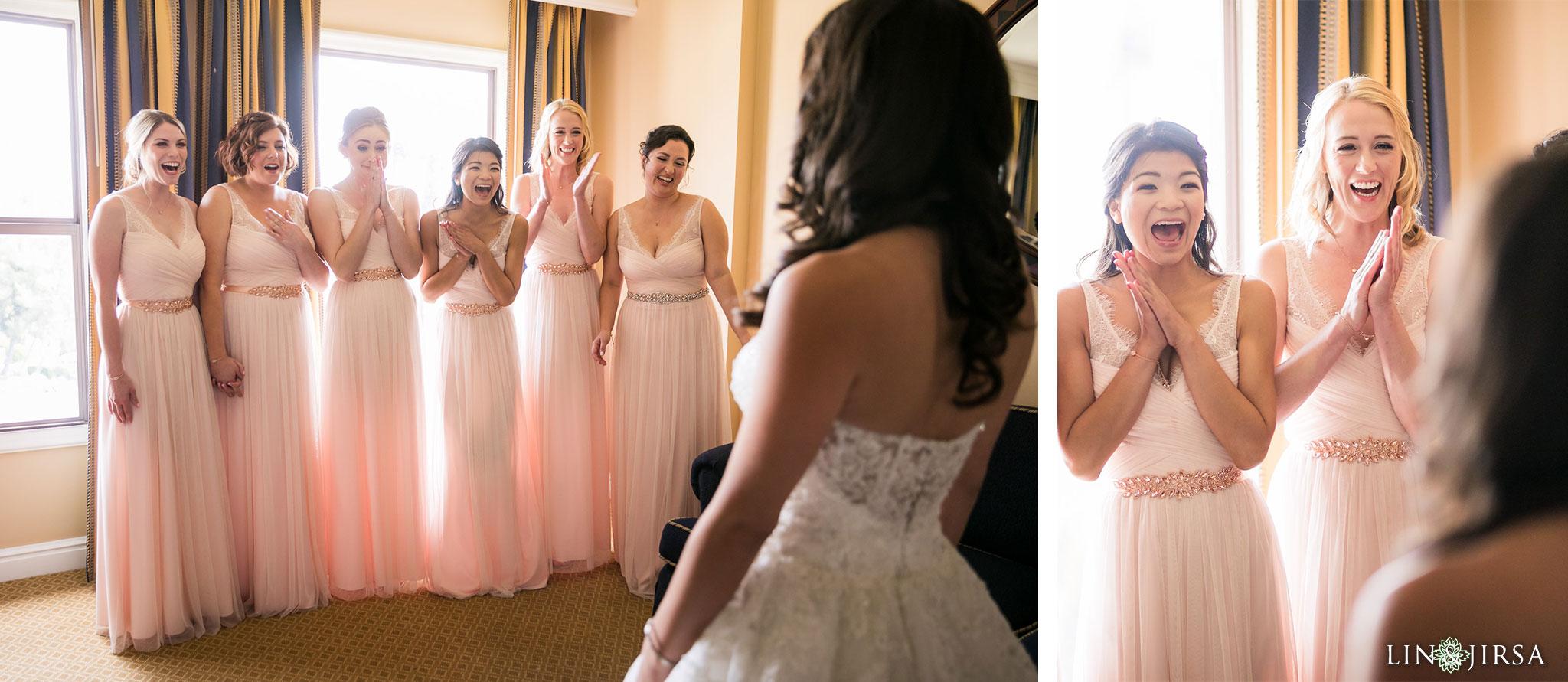 08 langham huntington pasadena bride wedding photography
