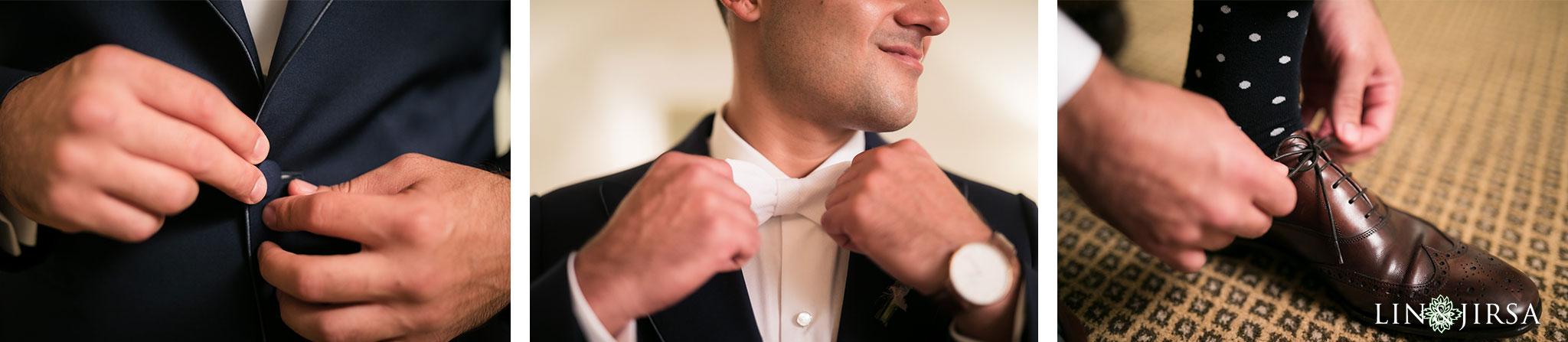 09 casa del mar santa monica groom wedding photography