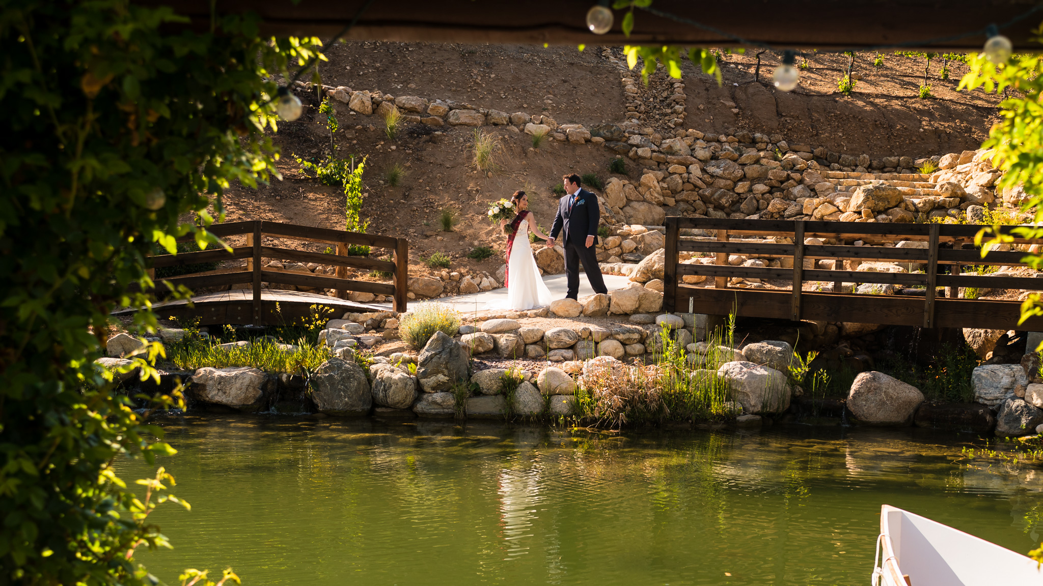 1 serendipity gardens oak glen wedding photography