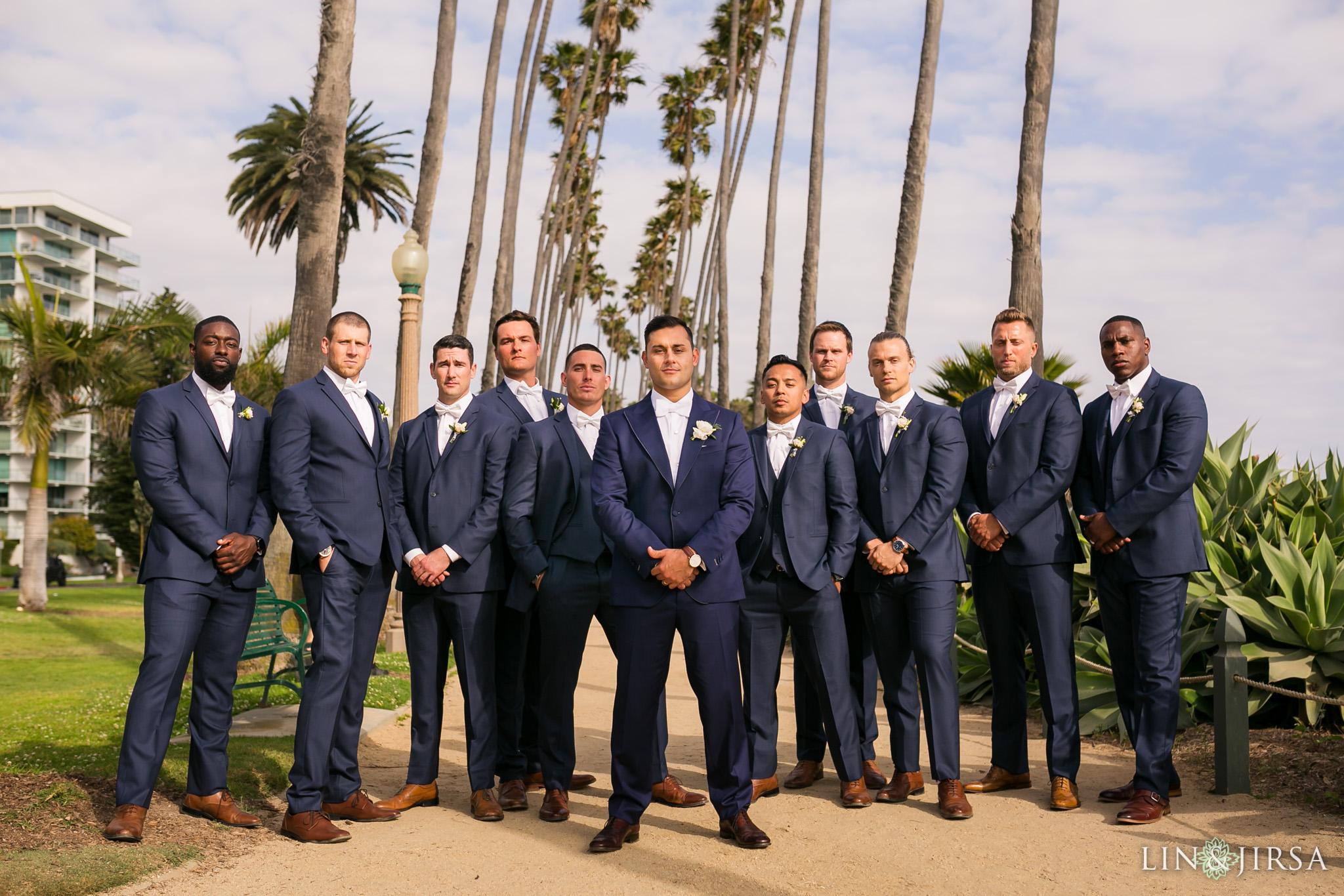 11 casa del mar santa monica groom wedding photography