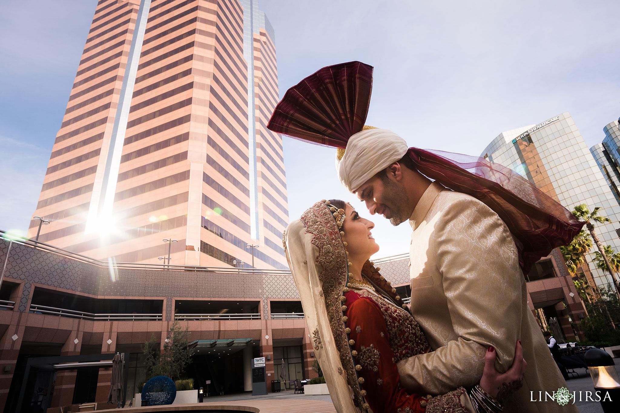 11 hilton long beach pakistani persian muslim wedding photography