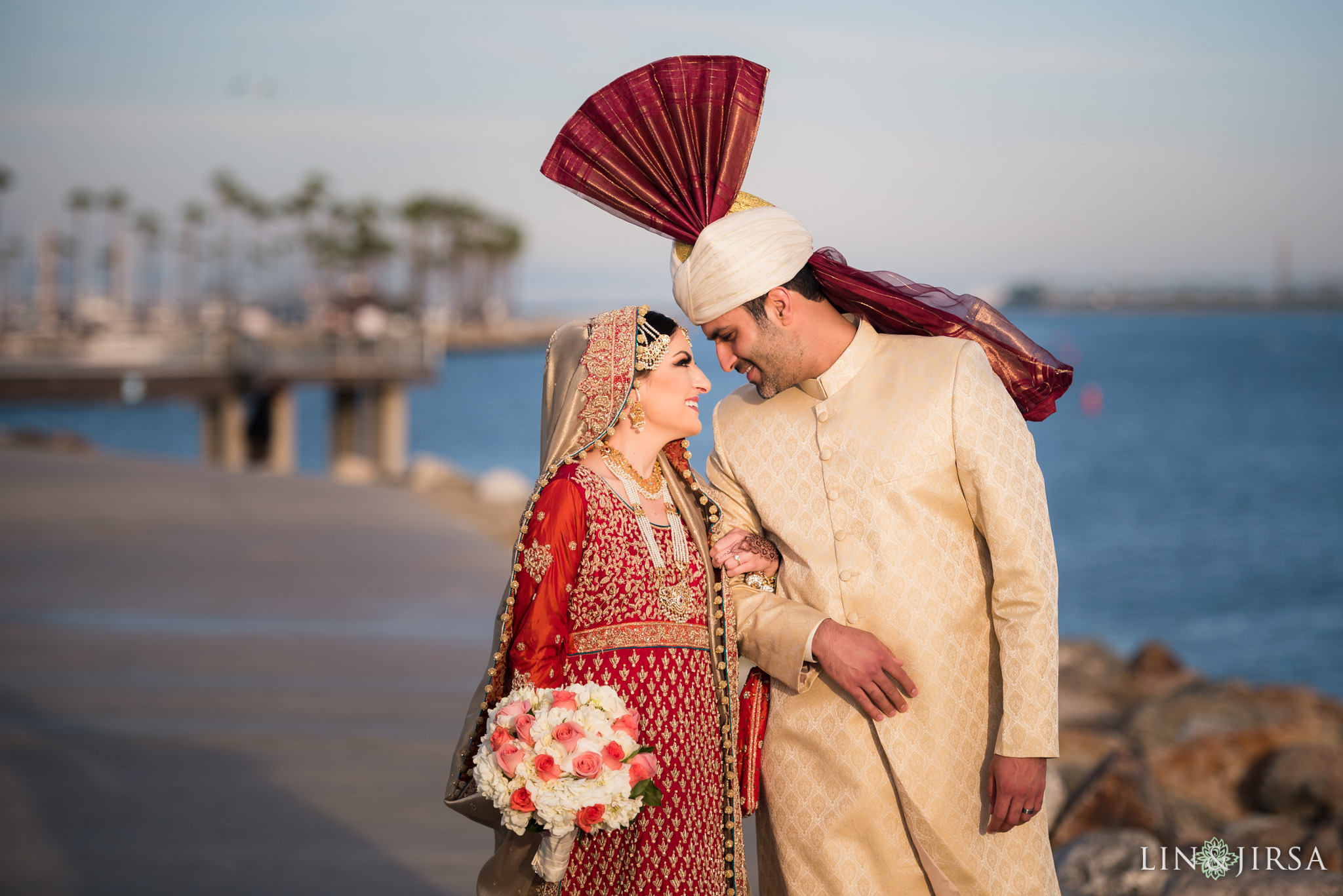 12 hilton long beach pakistani persian muslim wedding photography