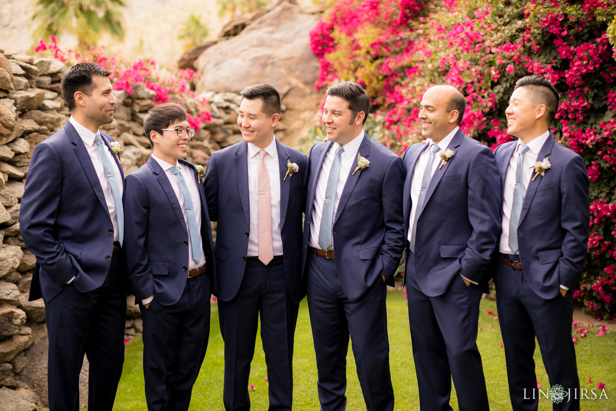 12 odonnell house palm springs groom wedding photography
