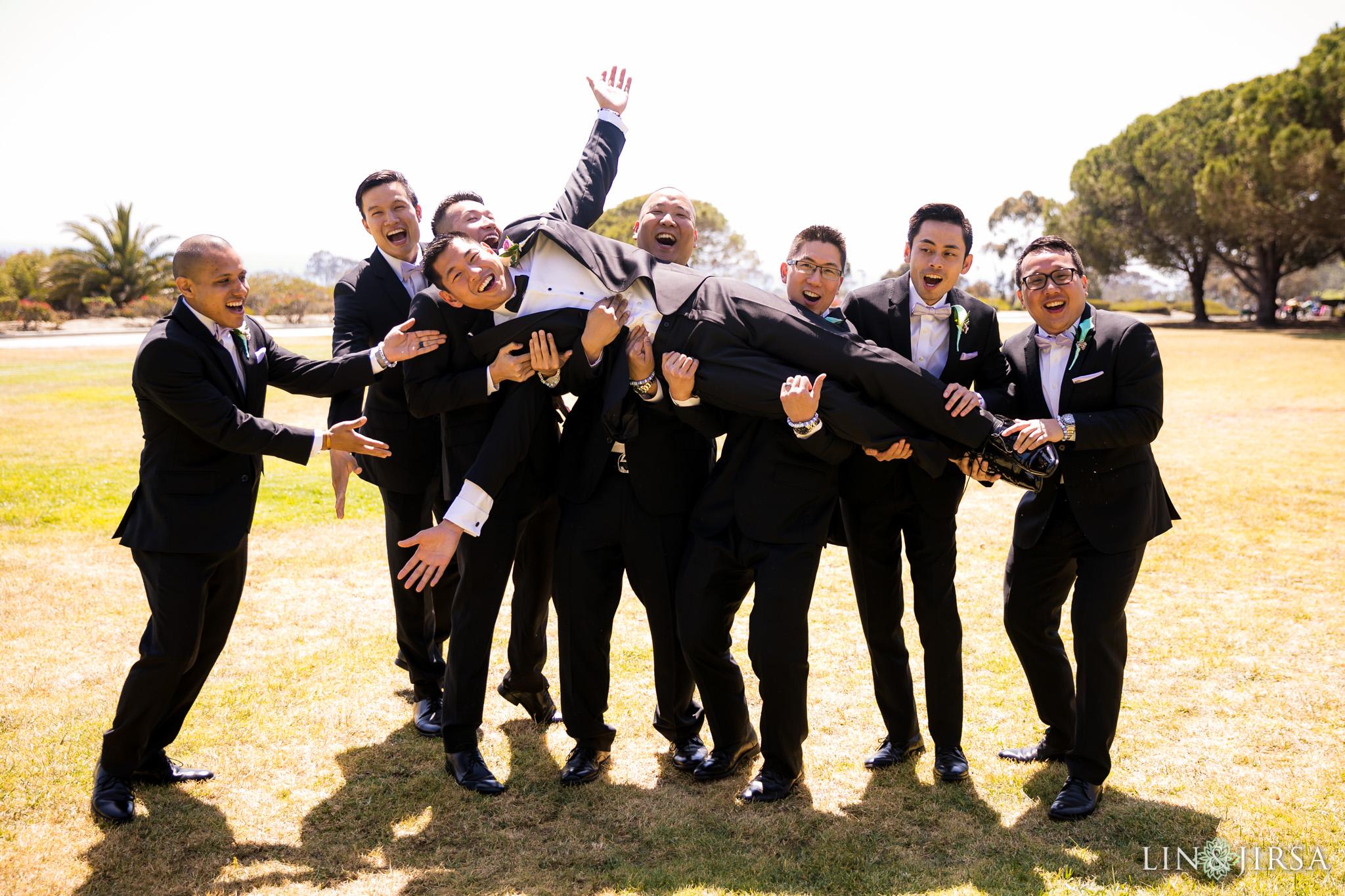 15 laguna cliffs marriott dana point groom wedding photography