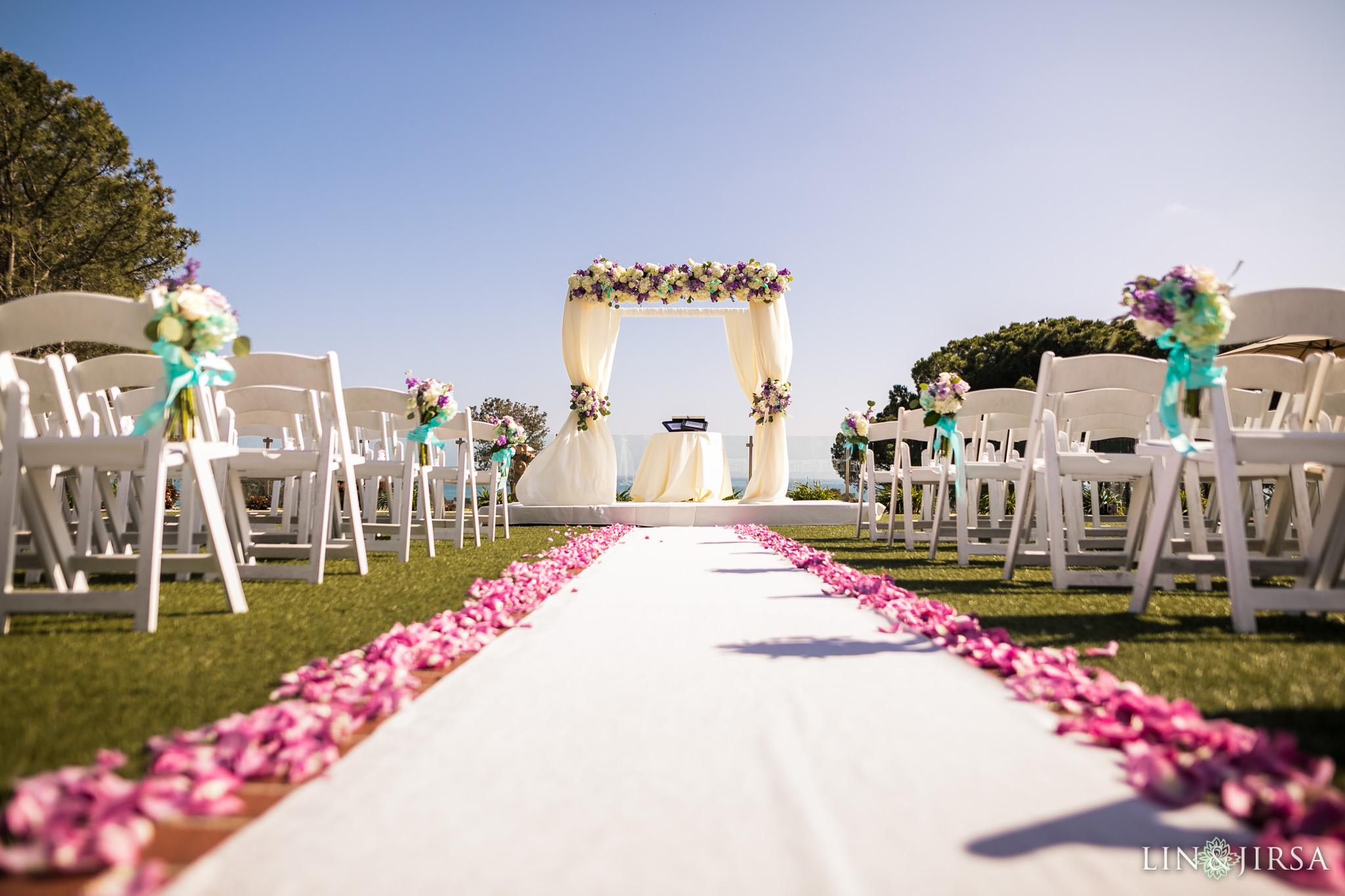 16 laguna cliffs marriott dana point wedding ceremony photography