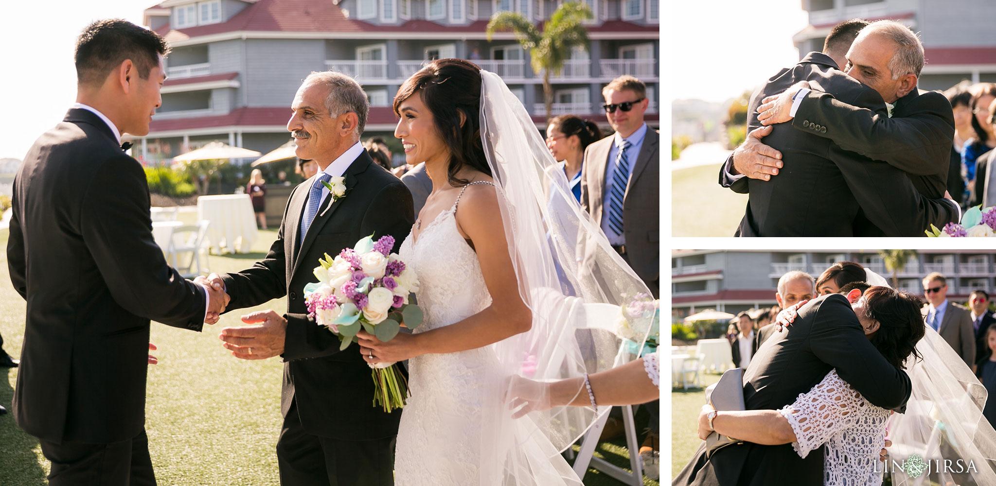 20 laguna cliffs marriott dana point wedding ceremony photography