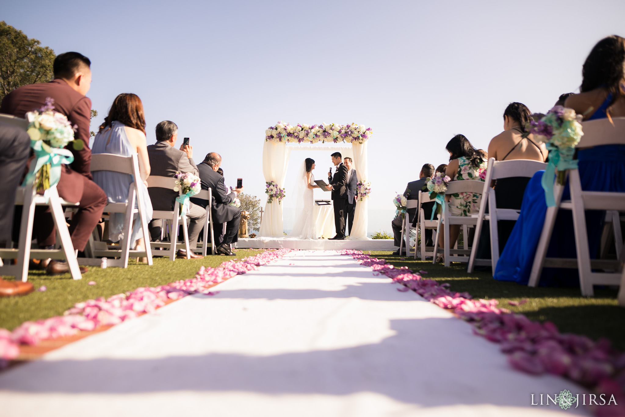 21 laguna cliffs marriott dana point wedding ceremony photography