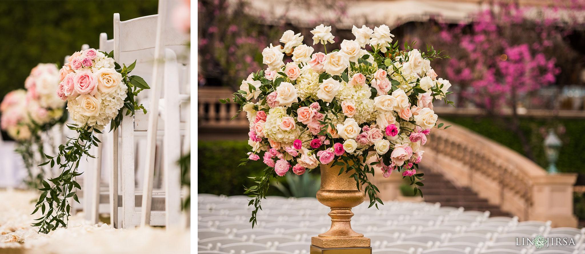 21 langham huntington pasadena wedding ceremony photography