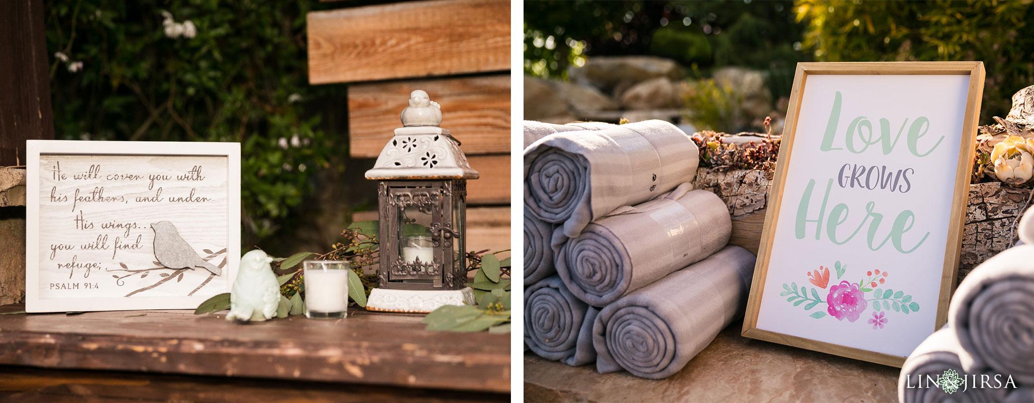 23 serendipity gardens oak glen wedding reception photography