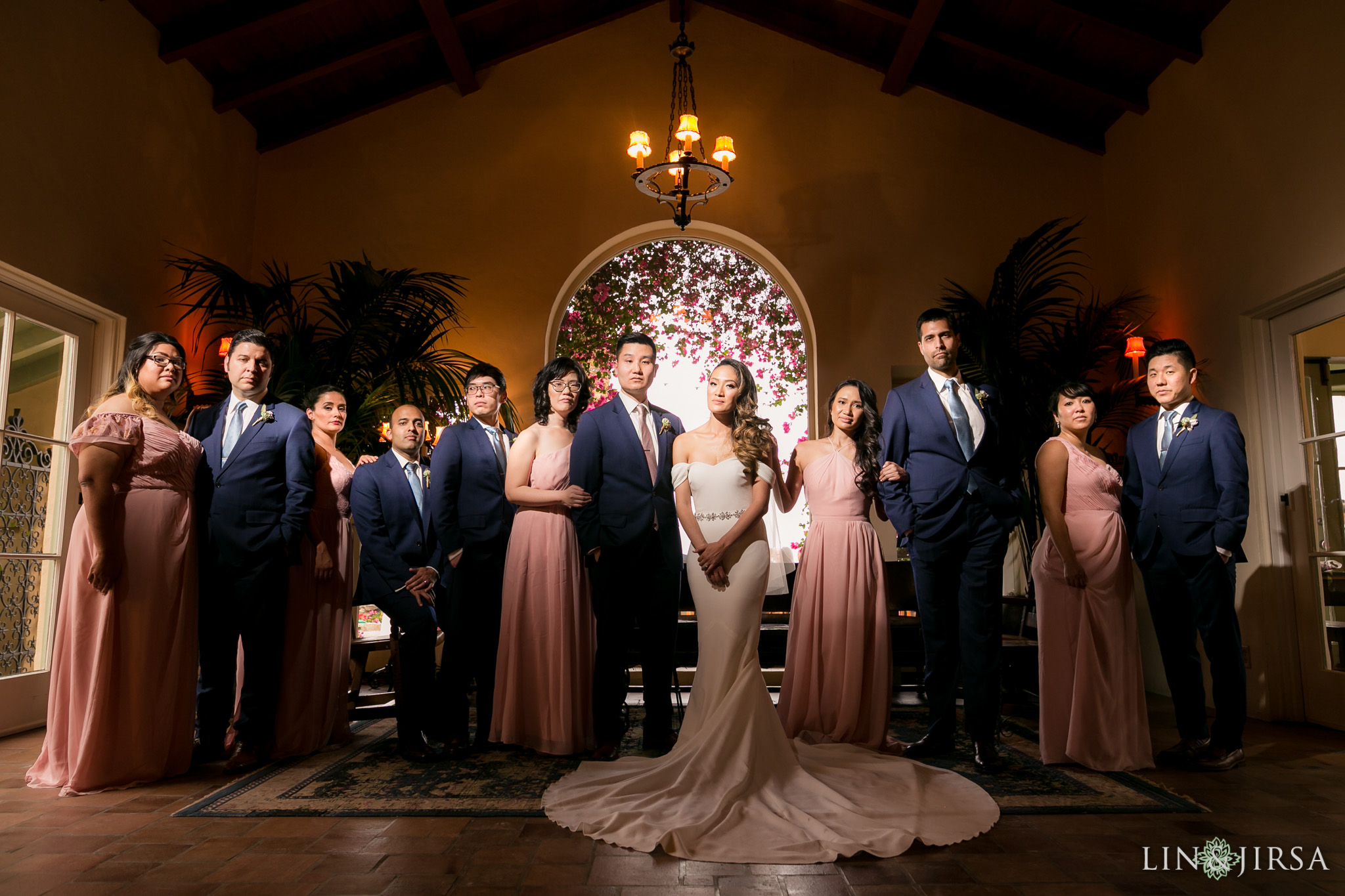 24 odonnell house palm springs wedding party photography