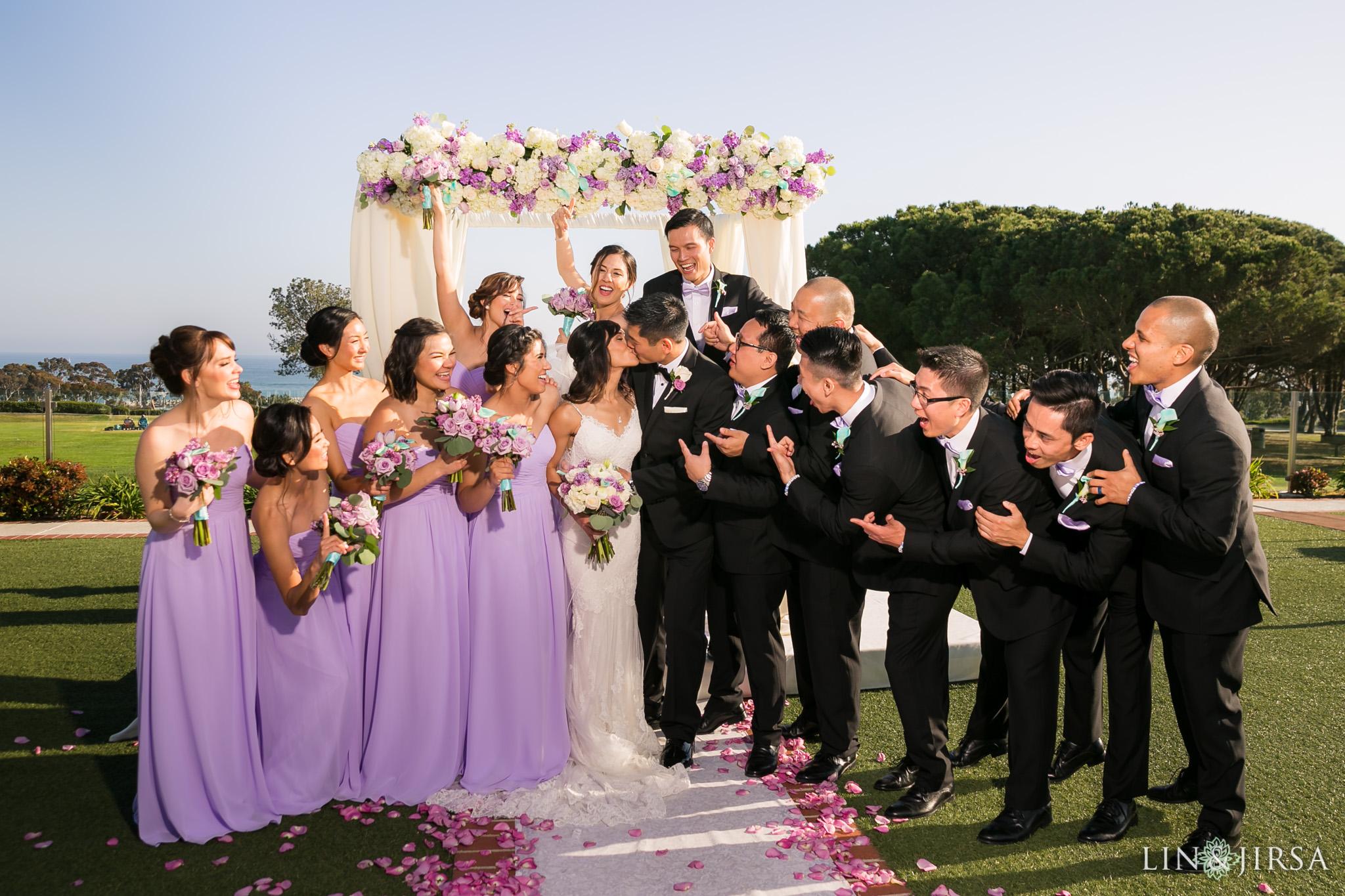 25 laguna cliffs marriott dana point wedding ceremony photography