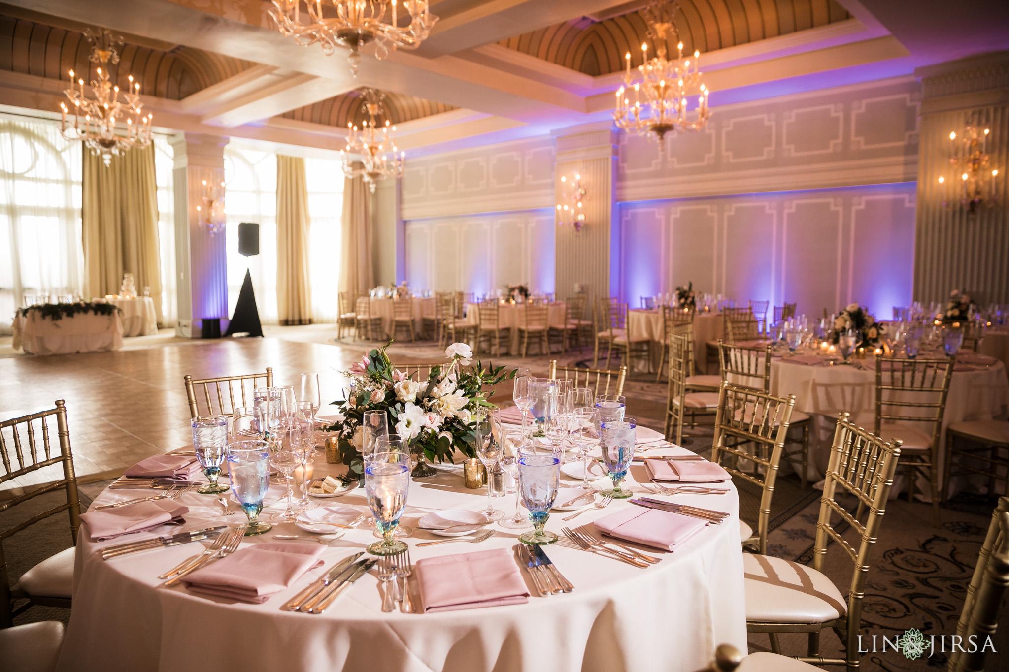 27 casa del mar santa monica wedding reception photography
