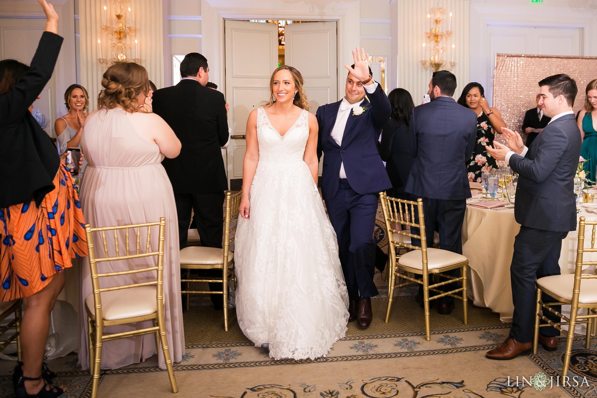 30 casa del mar santa monica wedding reception photography