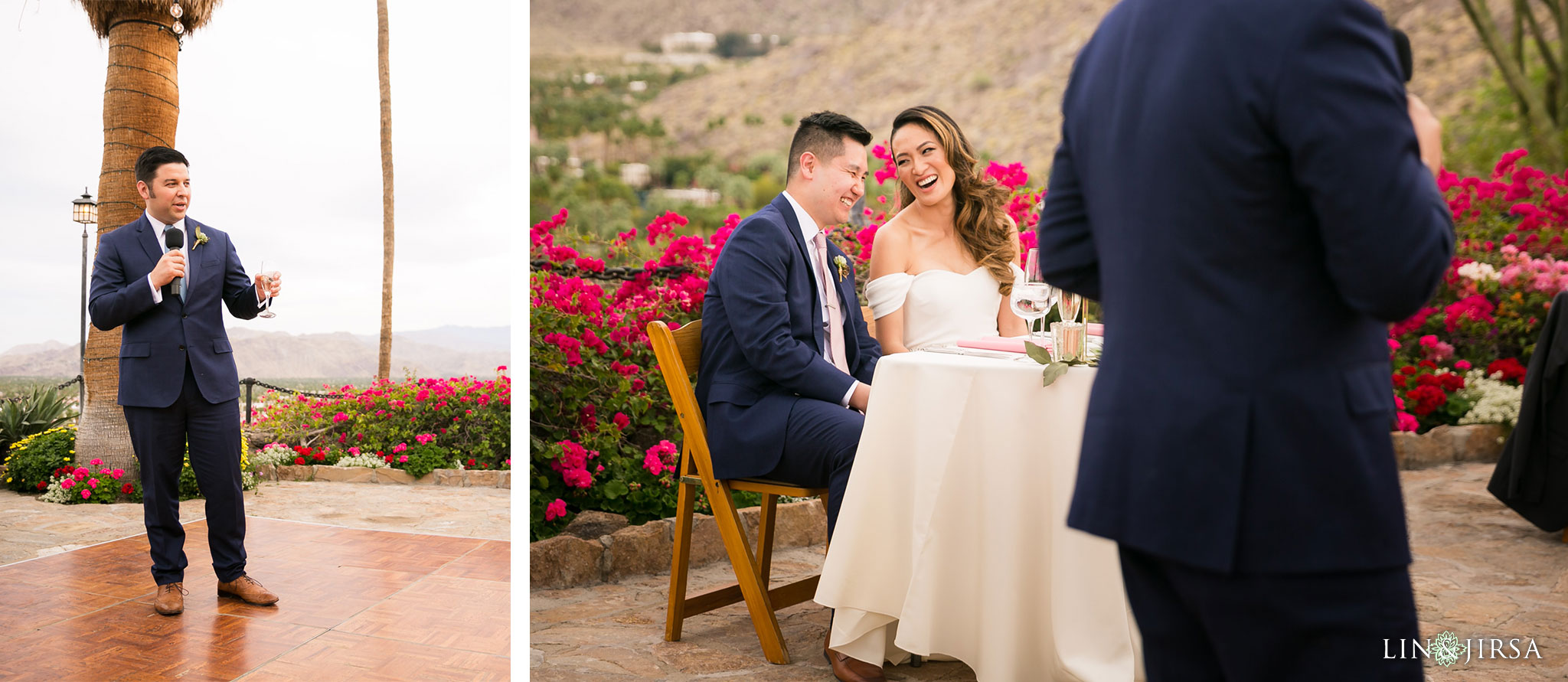31 odonnell house palm springs wedding reception photography