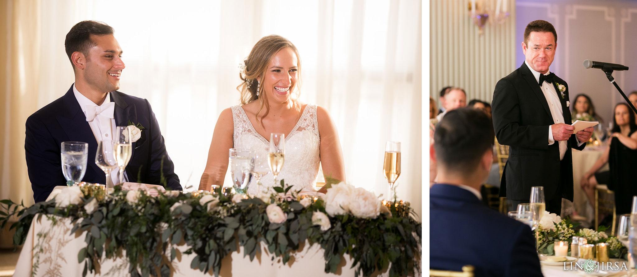32 casa del mar santa monica wedding reception photography