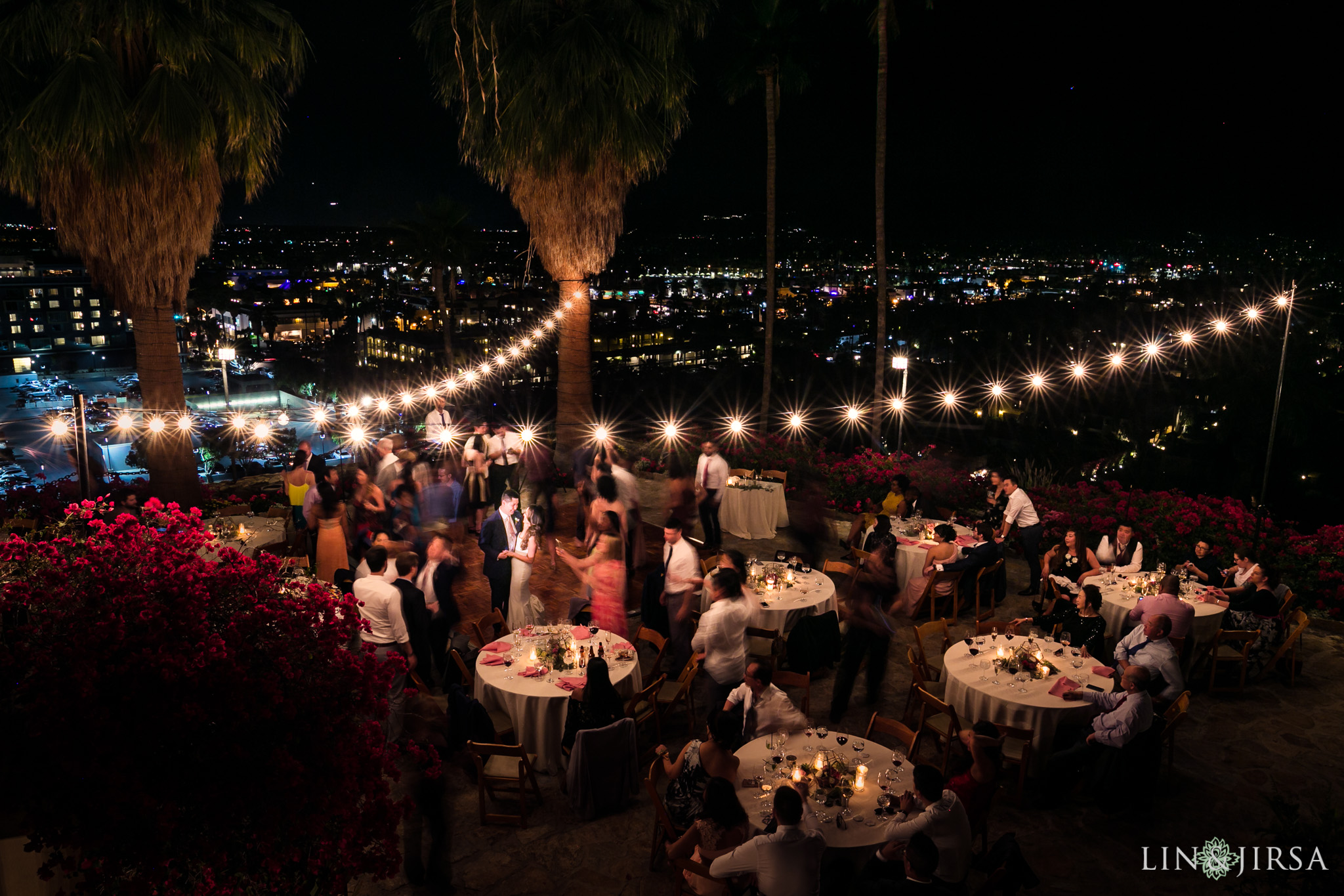 33 odonnell house palm springs wedding reception photography