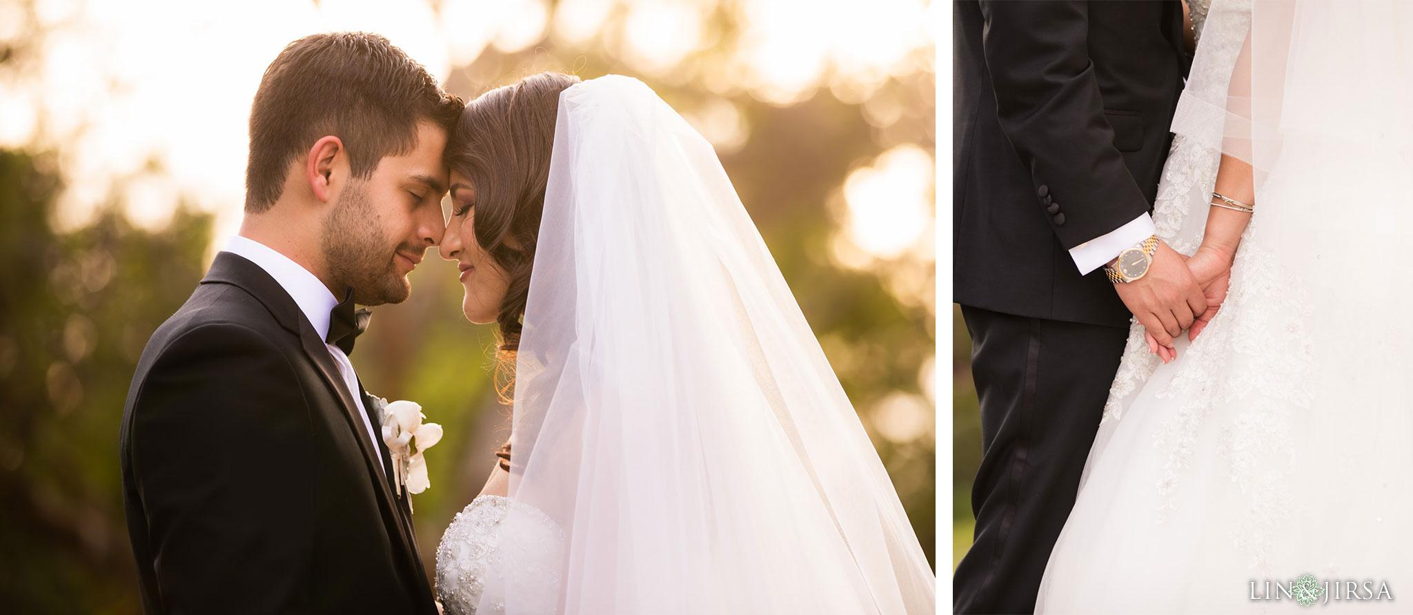 34 langham huntington pasadena wedding couple photography