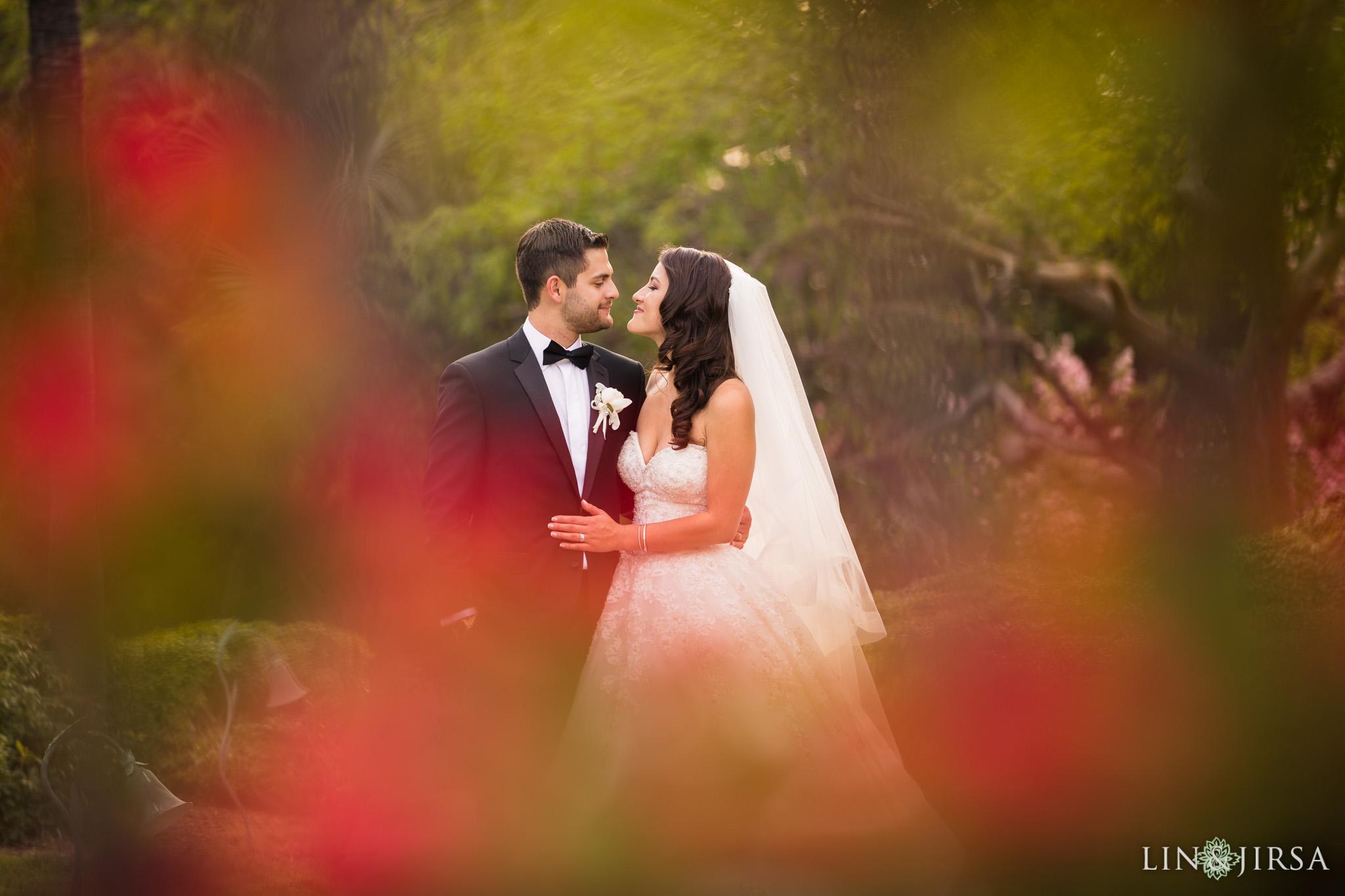 36 langham huntington pasadena wedding couple photography