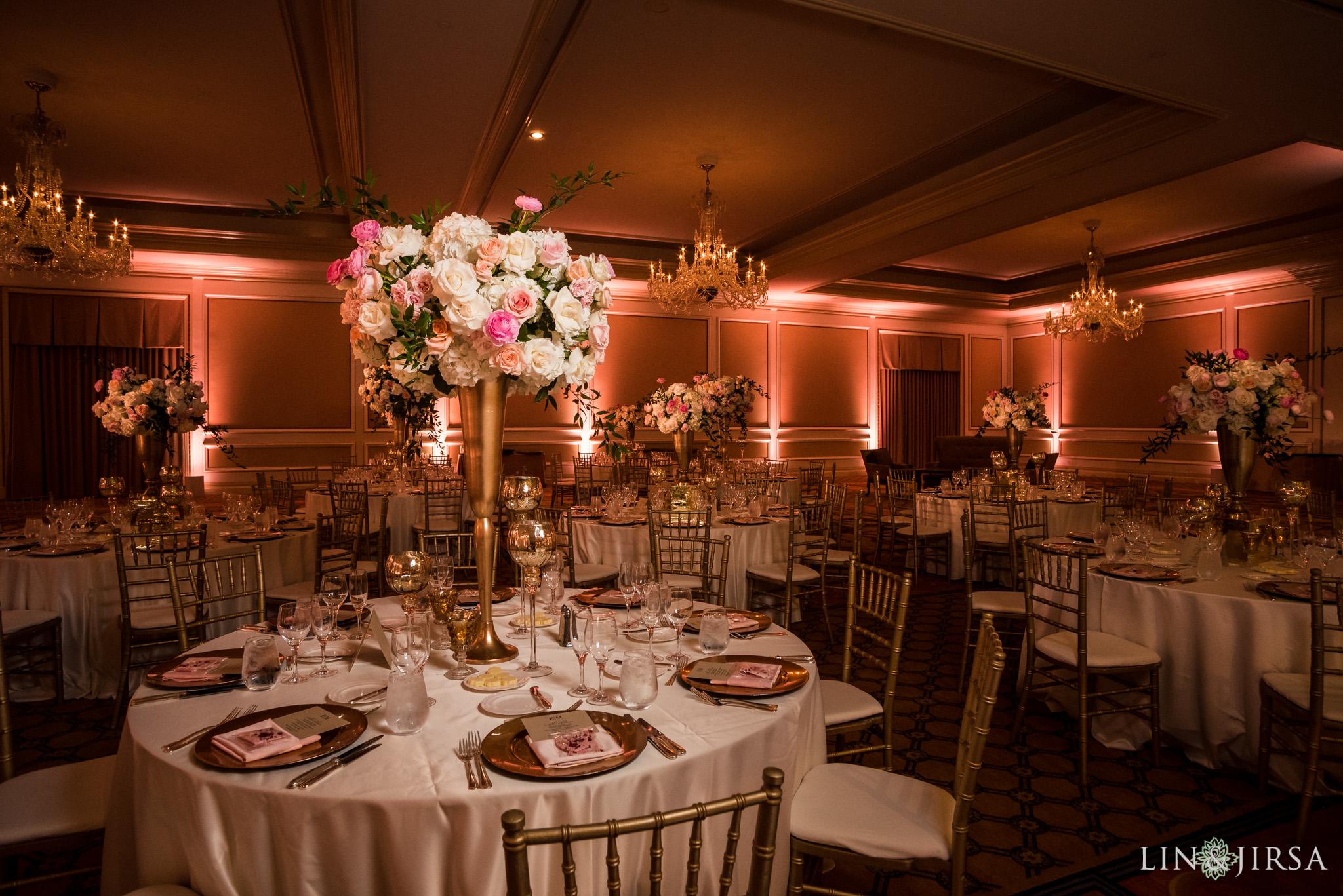 38 langham huntington pasadena wedding reception photography 1