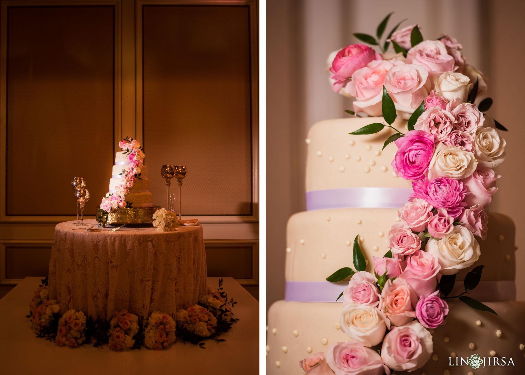 40 langham huntington pasadena wedding reception photography