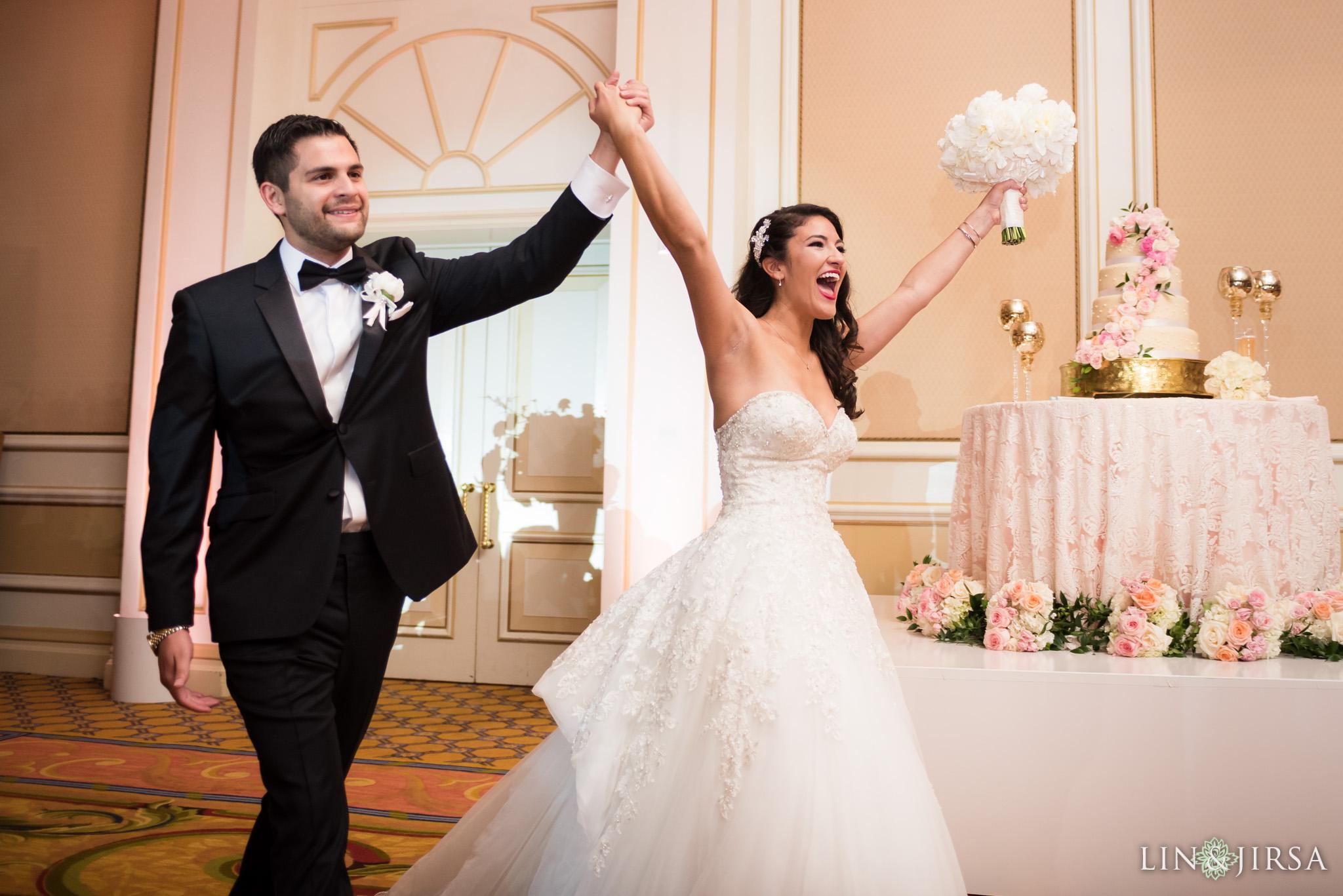 43 langham huntington pasadena wedding reception photography 1