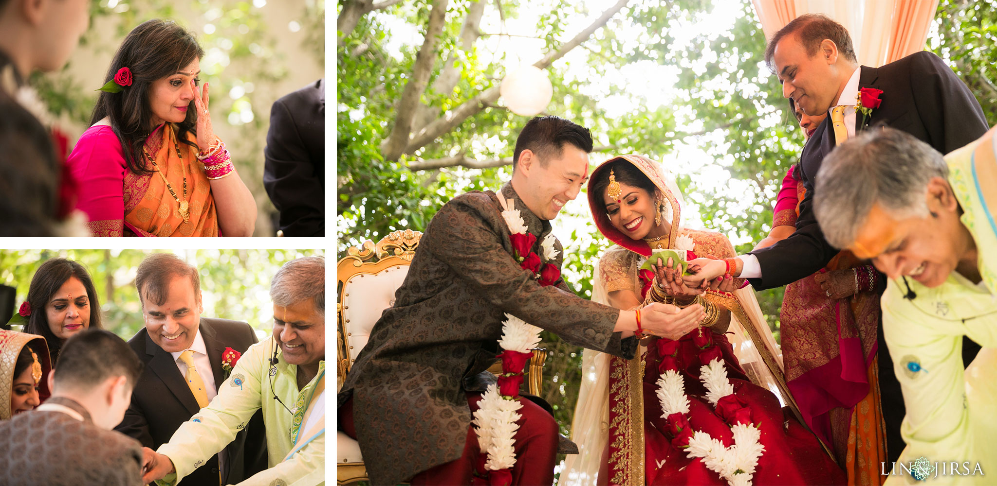 45 sportsmens lodge studio city indian wedding ceremony photography