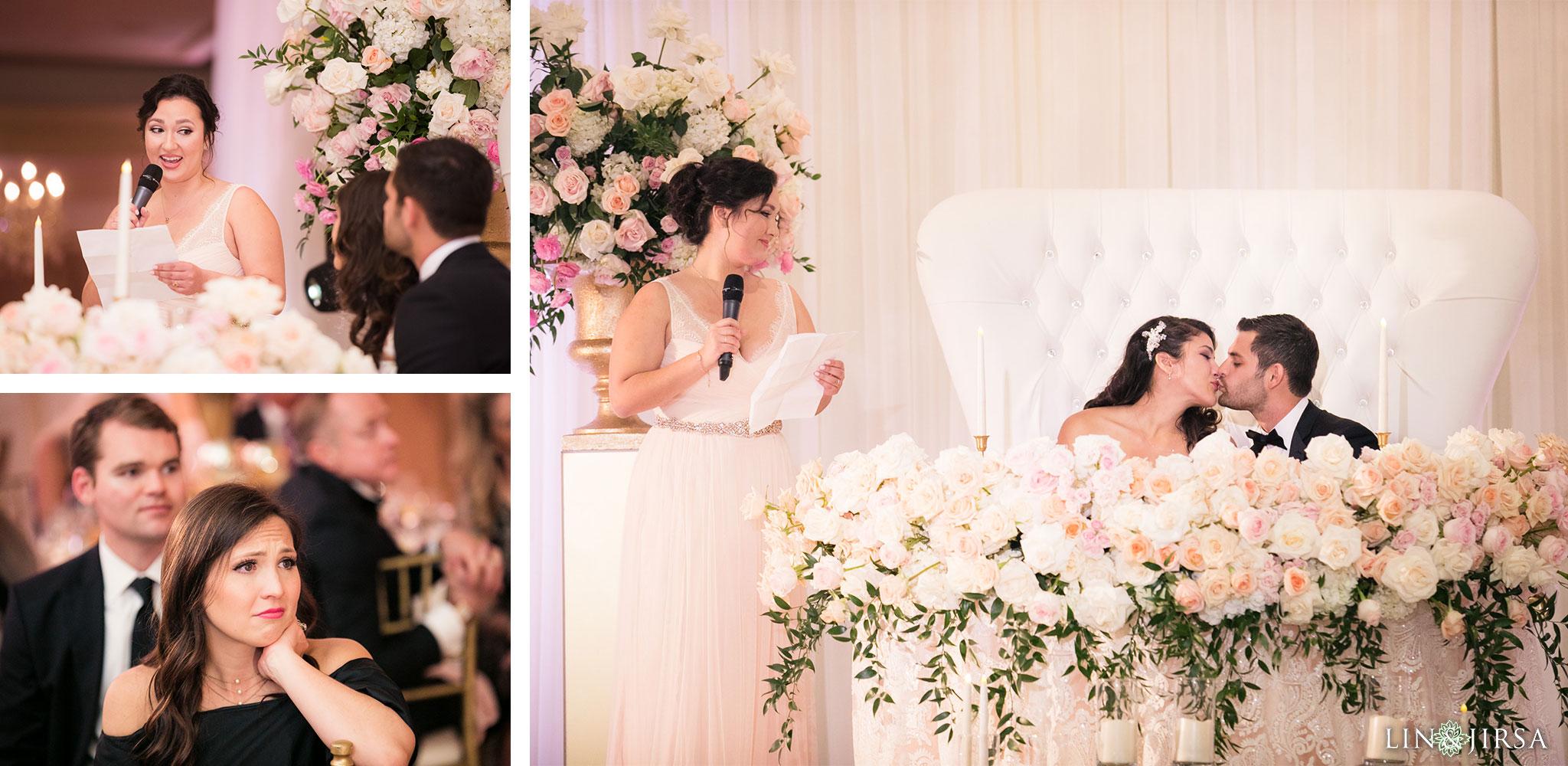 48 langham huntington pasadena wedding reception photography